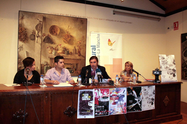 Más de 440 películas de 21 países aspiran a premio en el V Festival de Cine de C-LM, que se celebrará en 2014