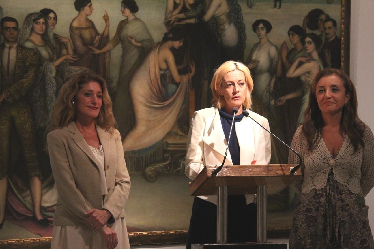 El Museo de Bellas Artes acoge la muestra »Julio Romero de Torres. Entre el mito y la tradición»
