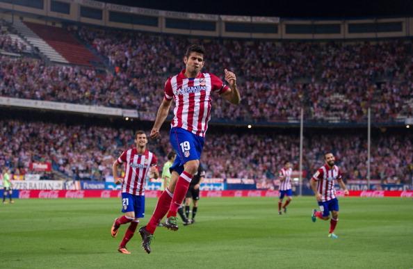 Diego Costa, aún puede ser el »9» de España
