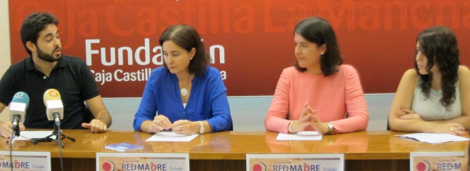 RedMadre Toledo busca benefactores para su »Beca Bebé», con la que ayudará a madres en dificultades durante un año