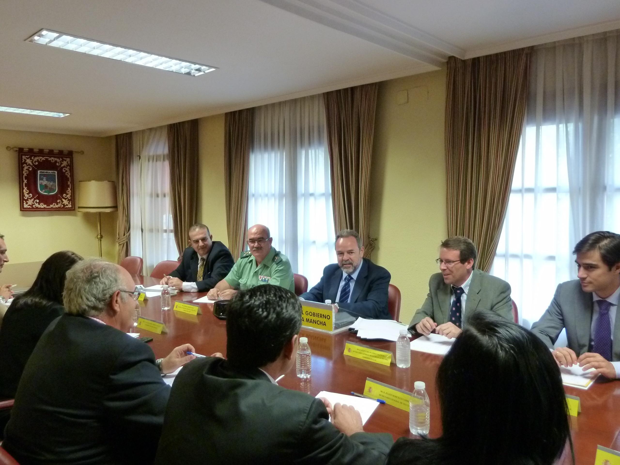 Castilla-La Mancha recibirá nueve »Equipos Roca» contra robos en el campo de los 55 anunciados para toda España