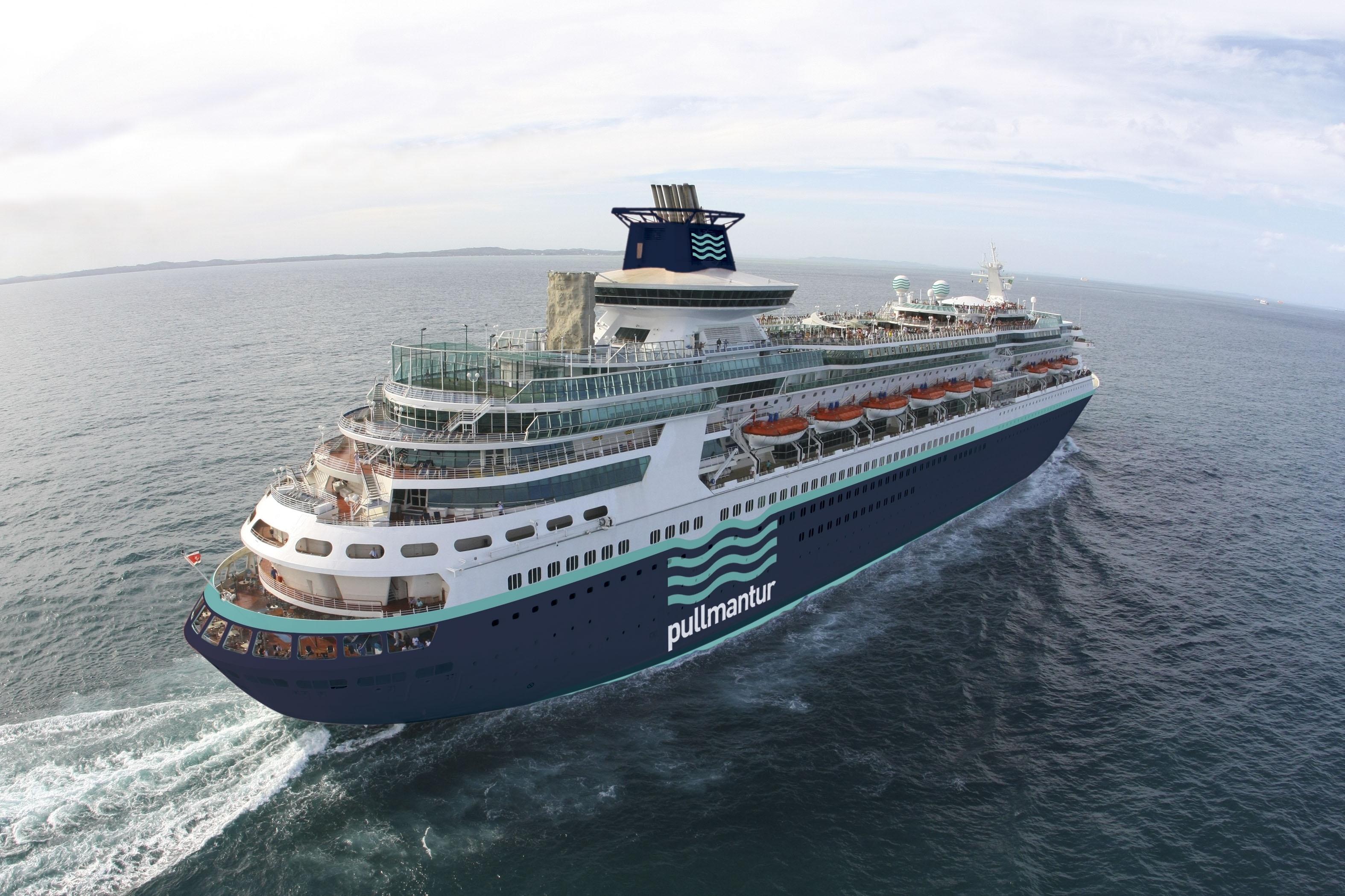 Pullmantur regresa a Valencia con su crucero »Leyendas del Mediterráneo»