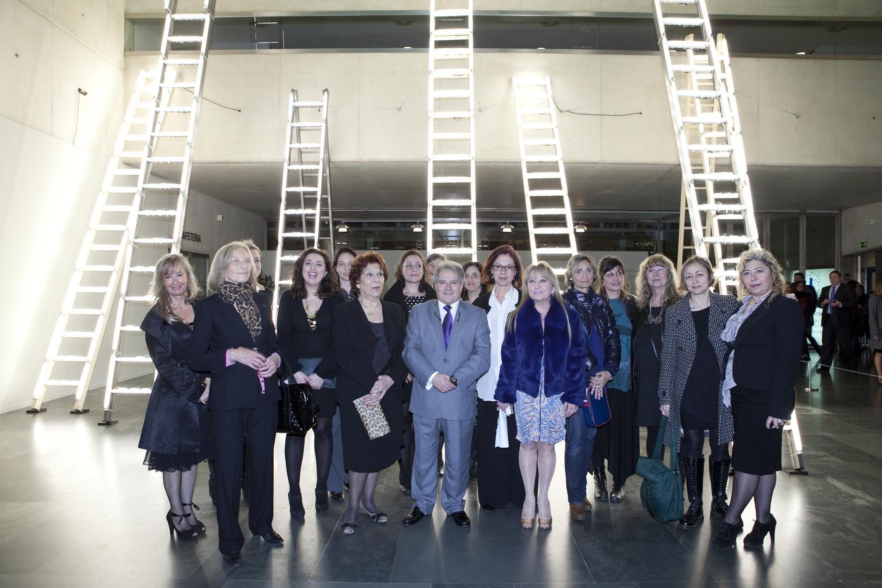 La Galería Nacional Jordana de Bellas Artes y el MuVIM exhibirán »Visibles diferencias» en Amman