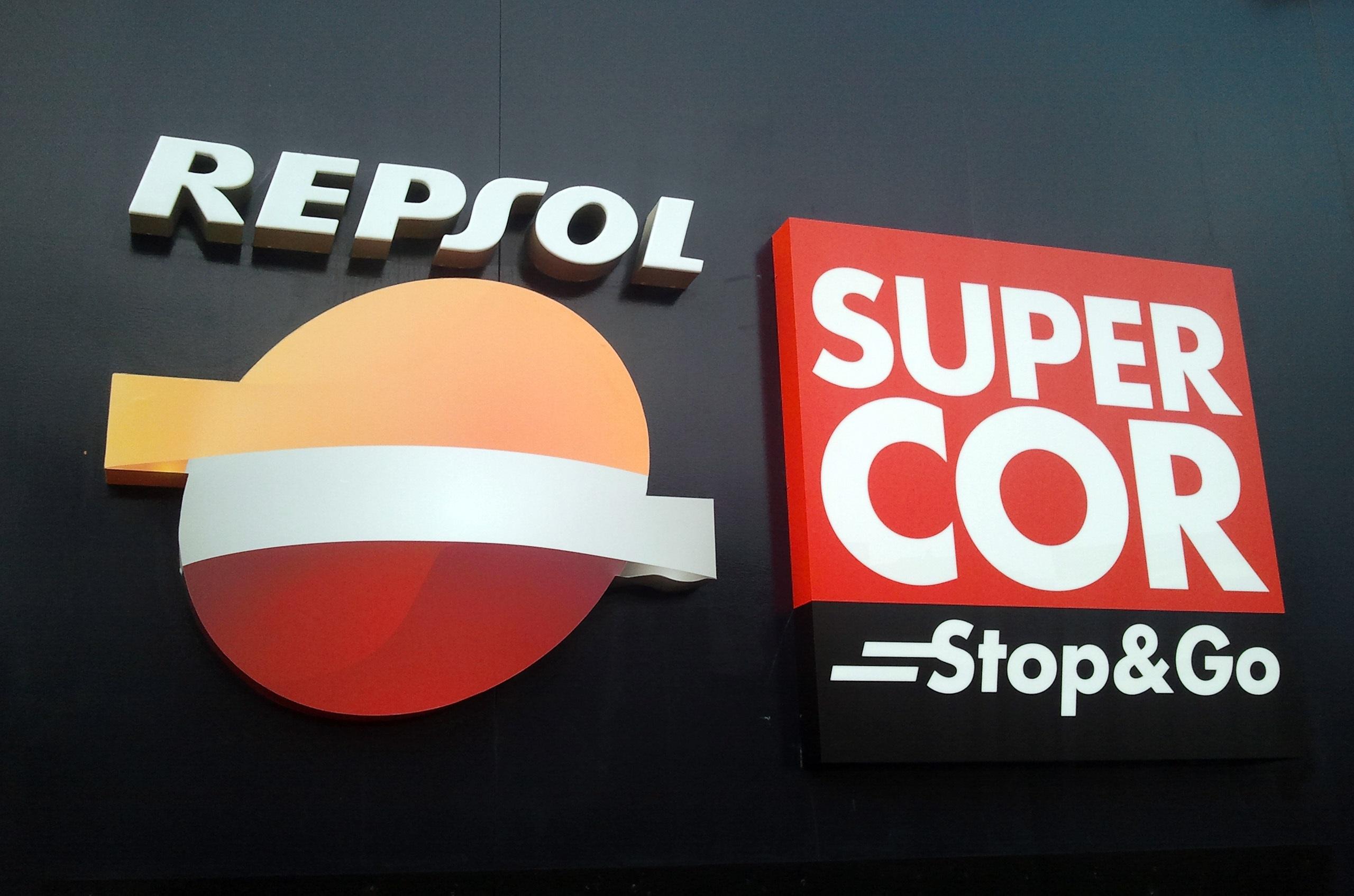 El Corte Inglés y Repsol lanzan »Supercor Stop&Go», un nuevo concepto de tienda en estaciones de servicio
