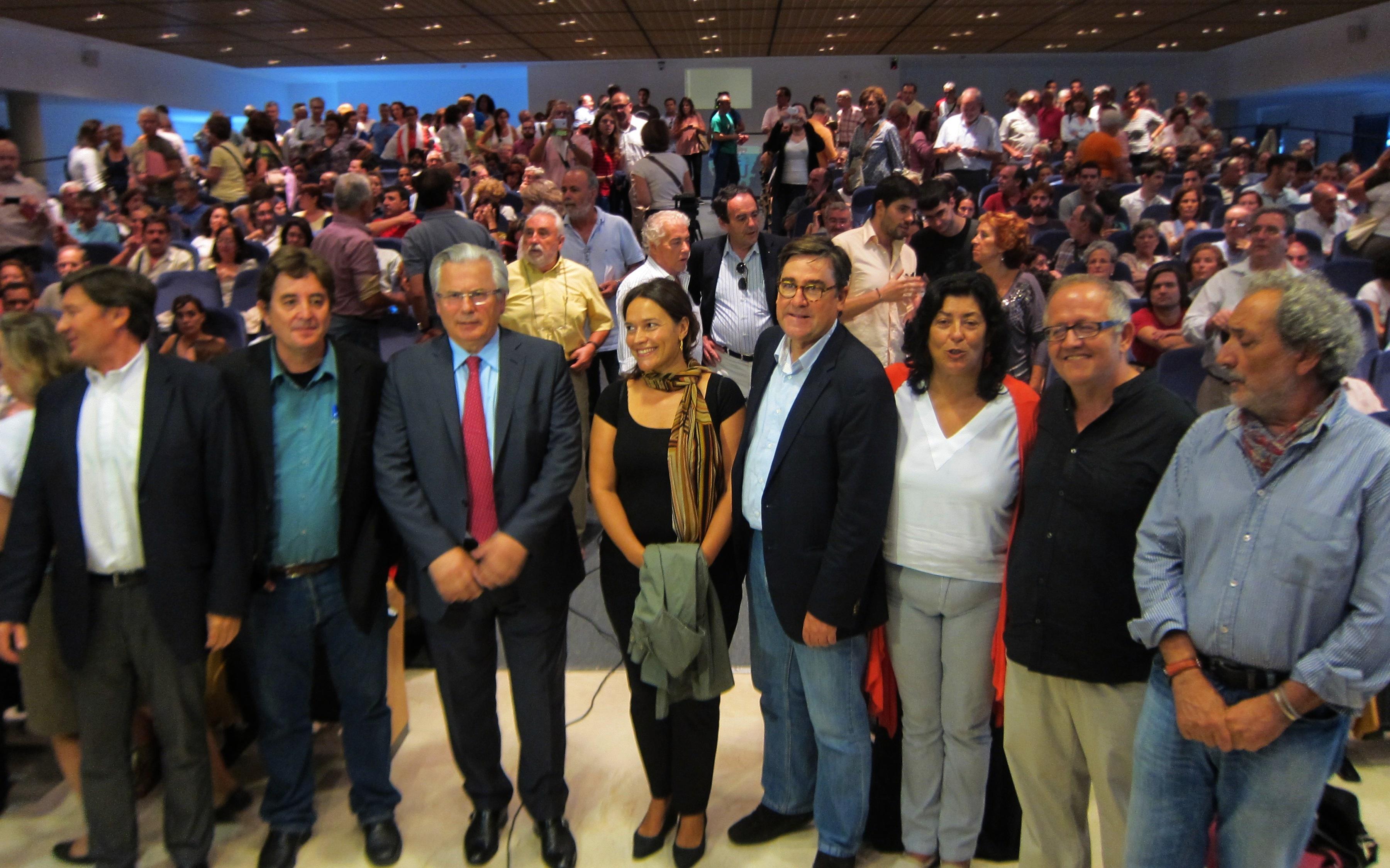 Garzón asegura que 'Convocatoria Cívica' no buscar ocupar espacio electoral, sino hacer «algo diferente»