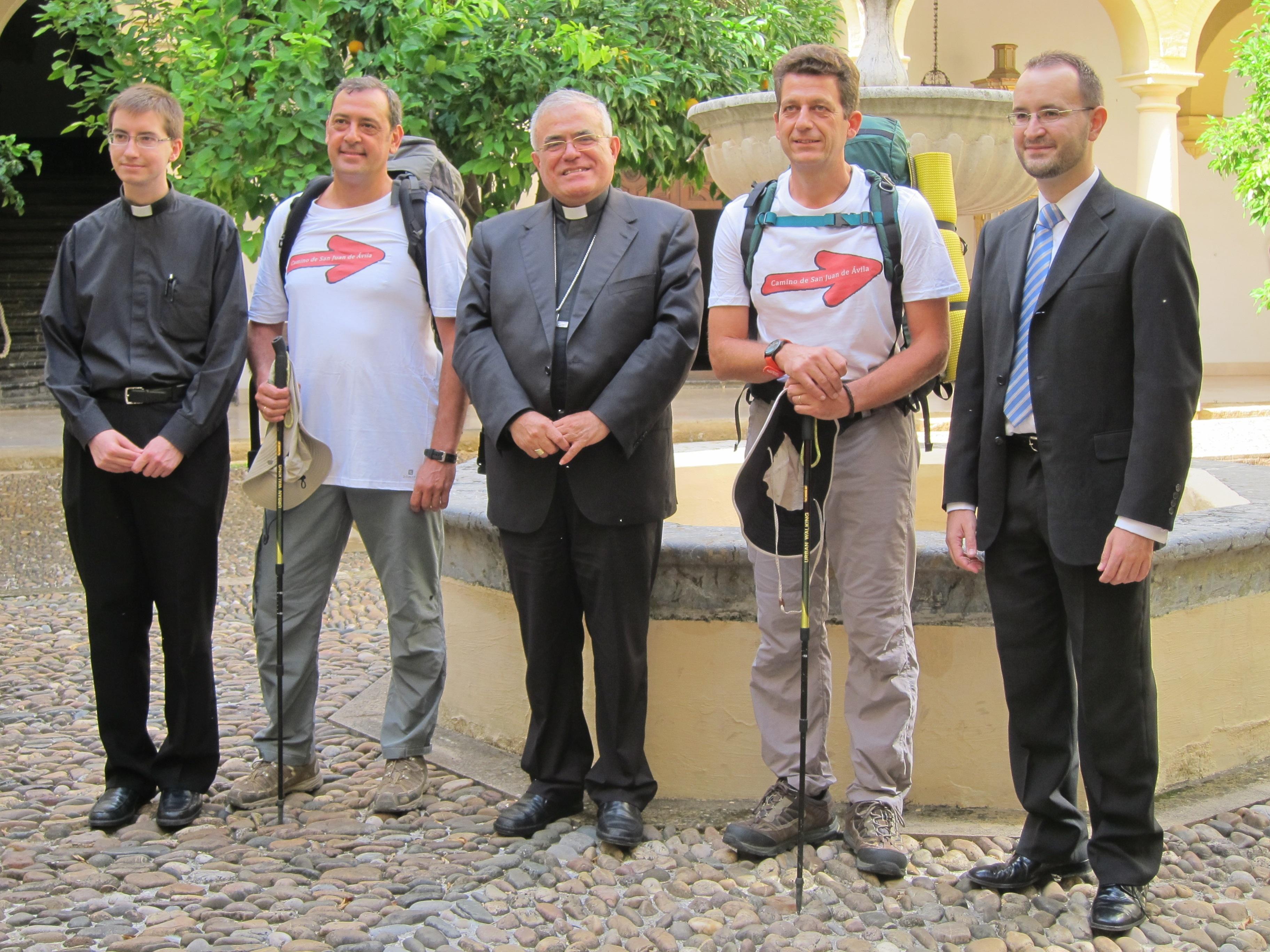 El Obispado quiere convertir a Montilla en un centro de peregrinación con »El camino de San Juan de Ávila»