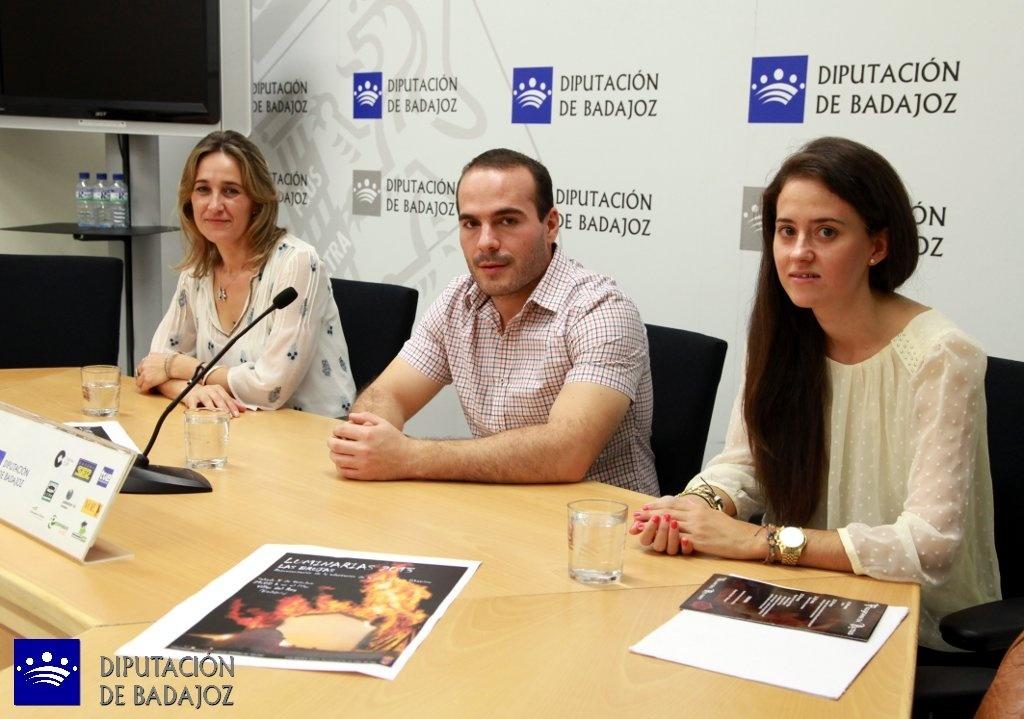 »Las Brujas» de Luis Chamizo se representará en Villar del Rey con motivo de la fiesta de »La quema de las Luminarias»