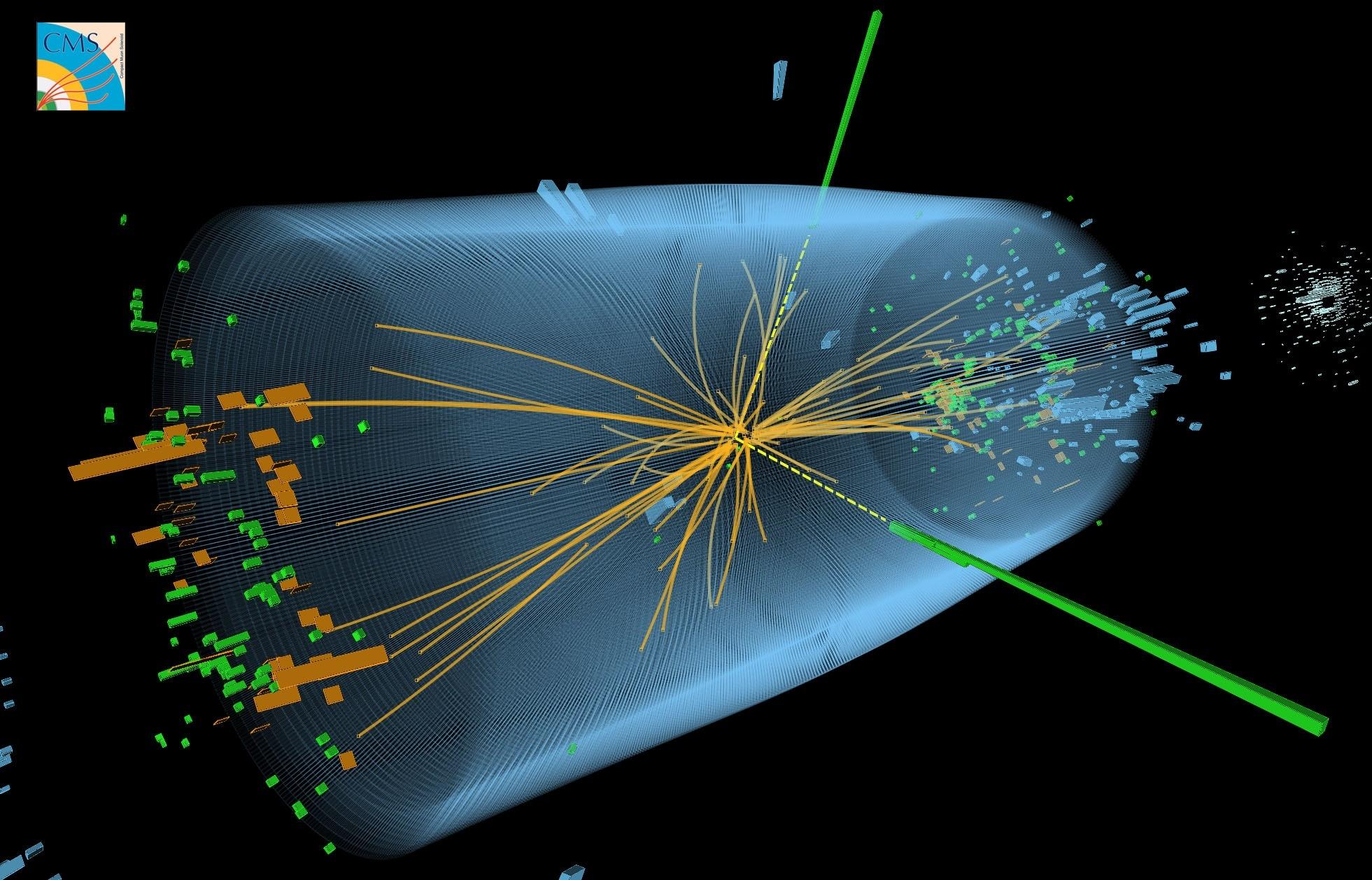 Estudiantes y profesores de Física de la UVA visitan el laboratorio donde se ha descubierto el »bosón de Higgs»