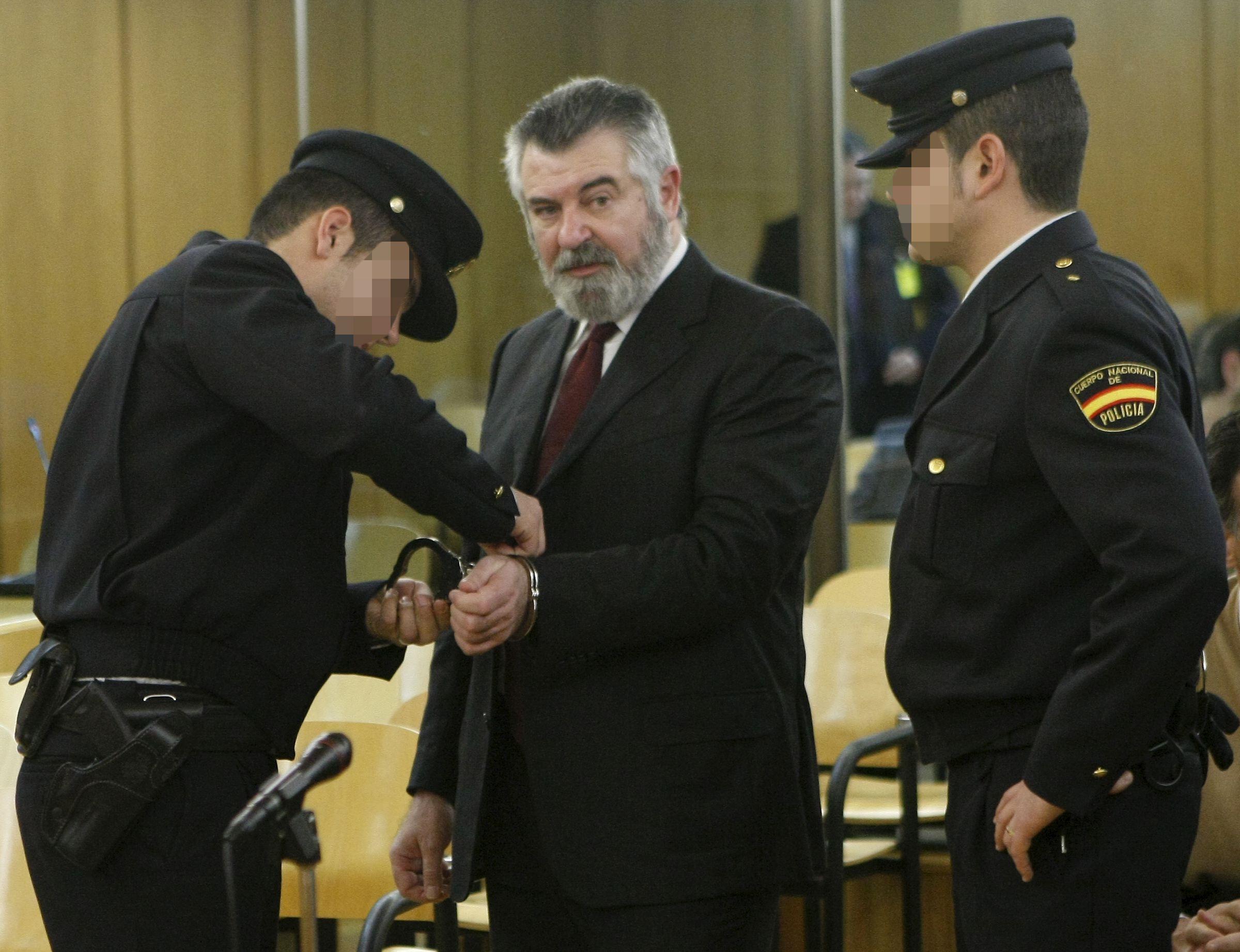 Roca, el »Jefe» de Marbella, condenado a once años y 240 millones