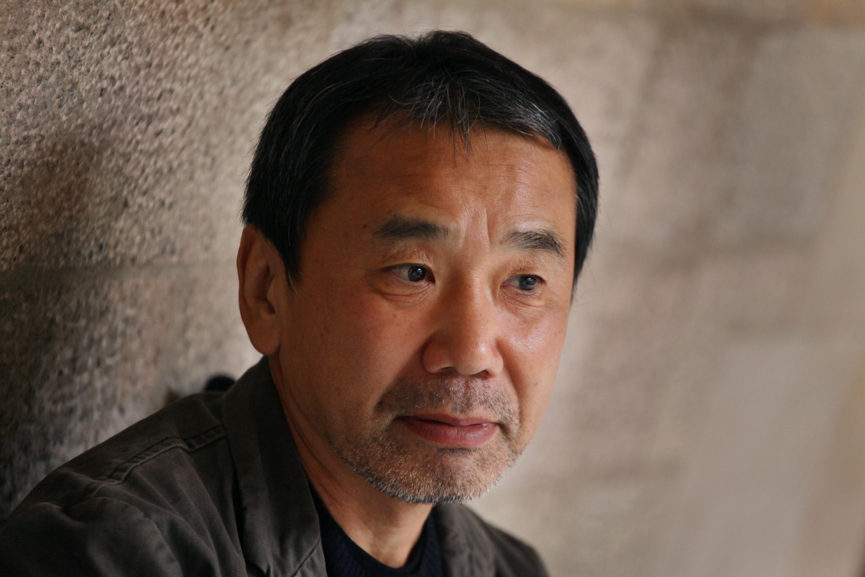 Haruki Murakami, el favorito en las apuestas