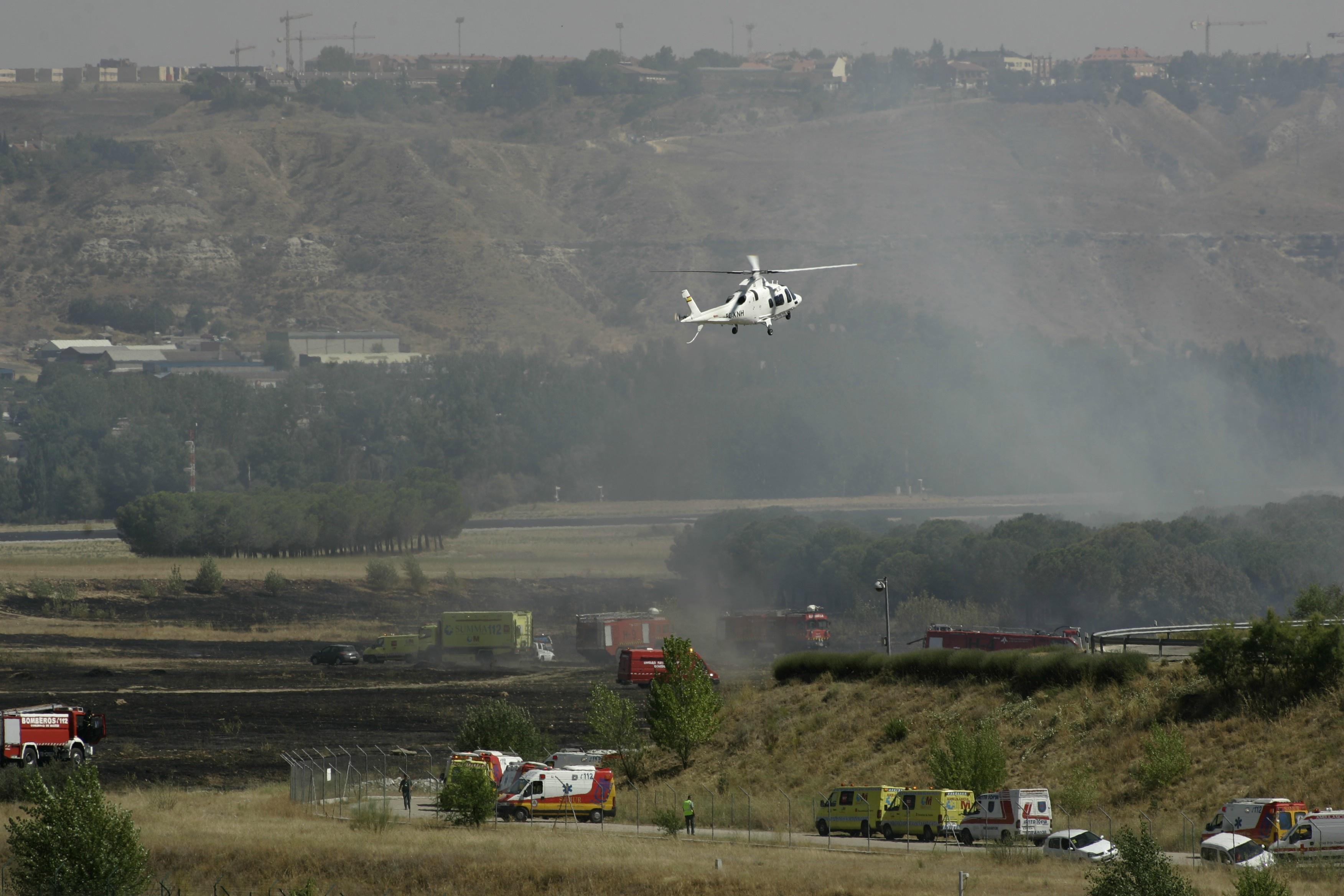 Admiten a trámite la demanda del familiar de una víctima del accidente de Spanair de 2008 contra Mapfre y Boeing