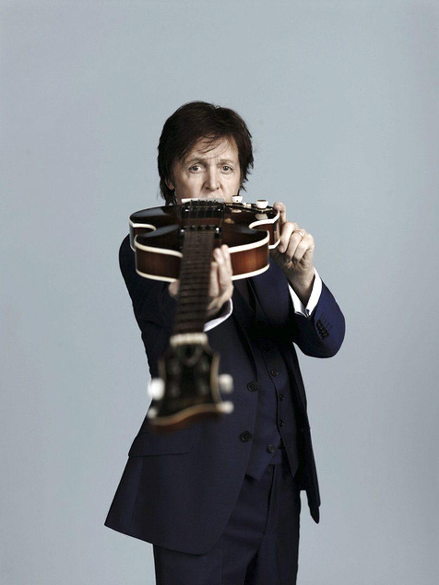 Paul McCartney se da un baño de juventud con su nuevo álbum «New»