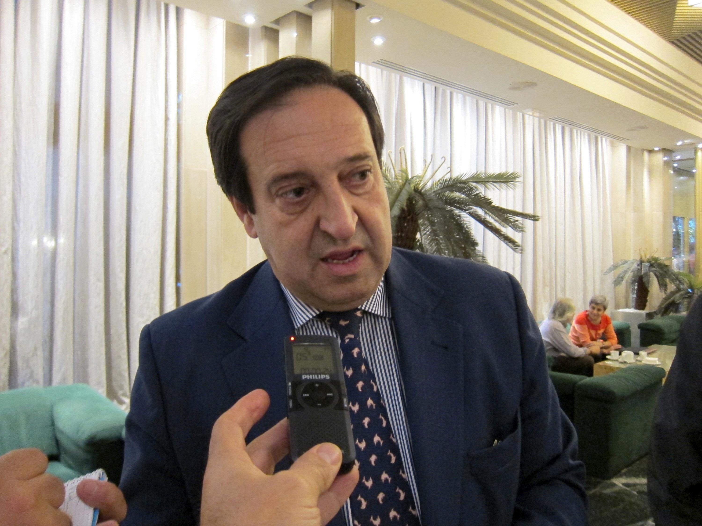 Pedro Barato confía en que el sector agroganadero de CyL «seguirá resistiendo» y en que tiene un «futuro cierto»