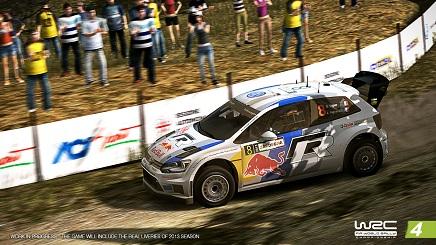 WRC 4 anuncia la demo jugable y su fecha de lanzamiento oficial