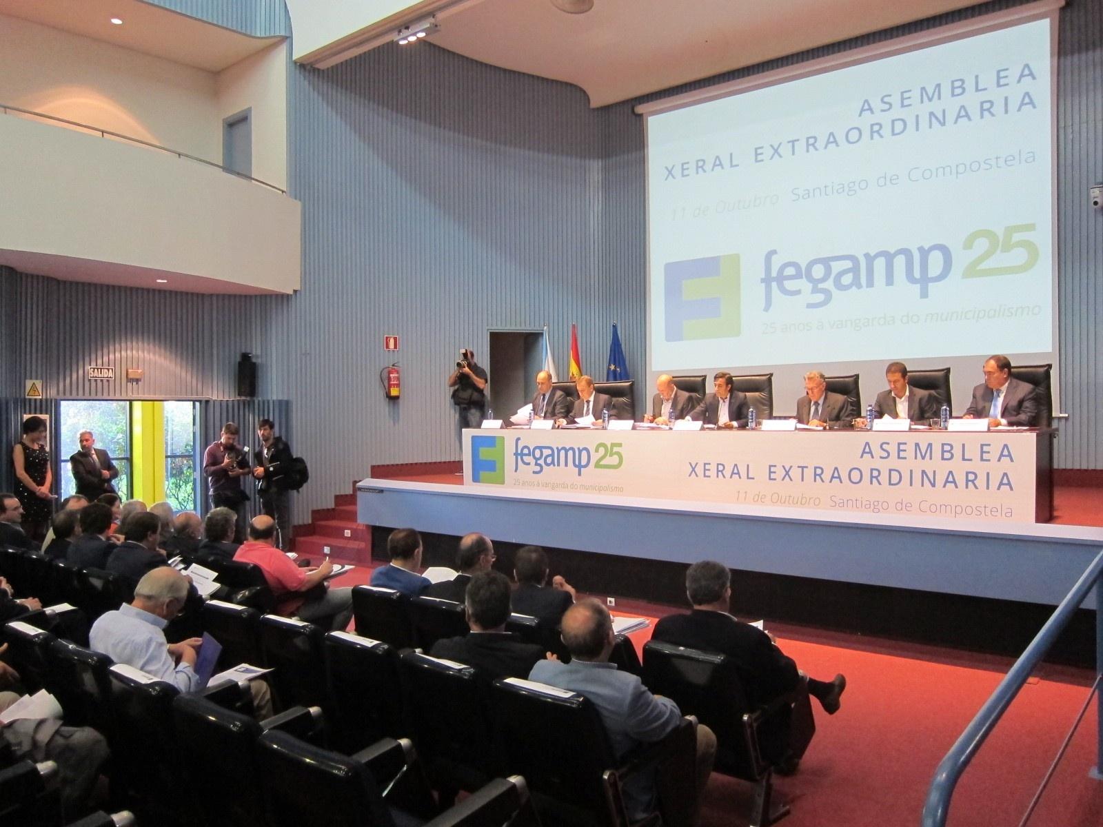 (AV) Sólo tres ayuntamientos votan en contra de las enmiendas de la Fegamp a la reforma local