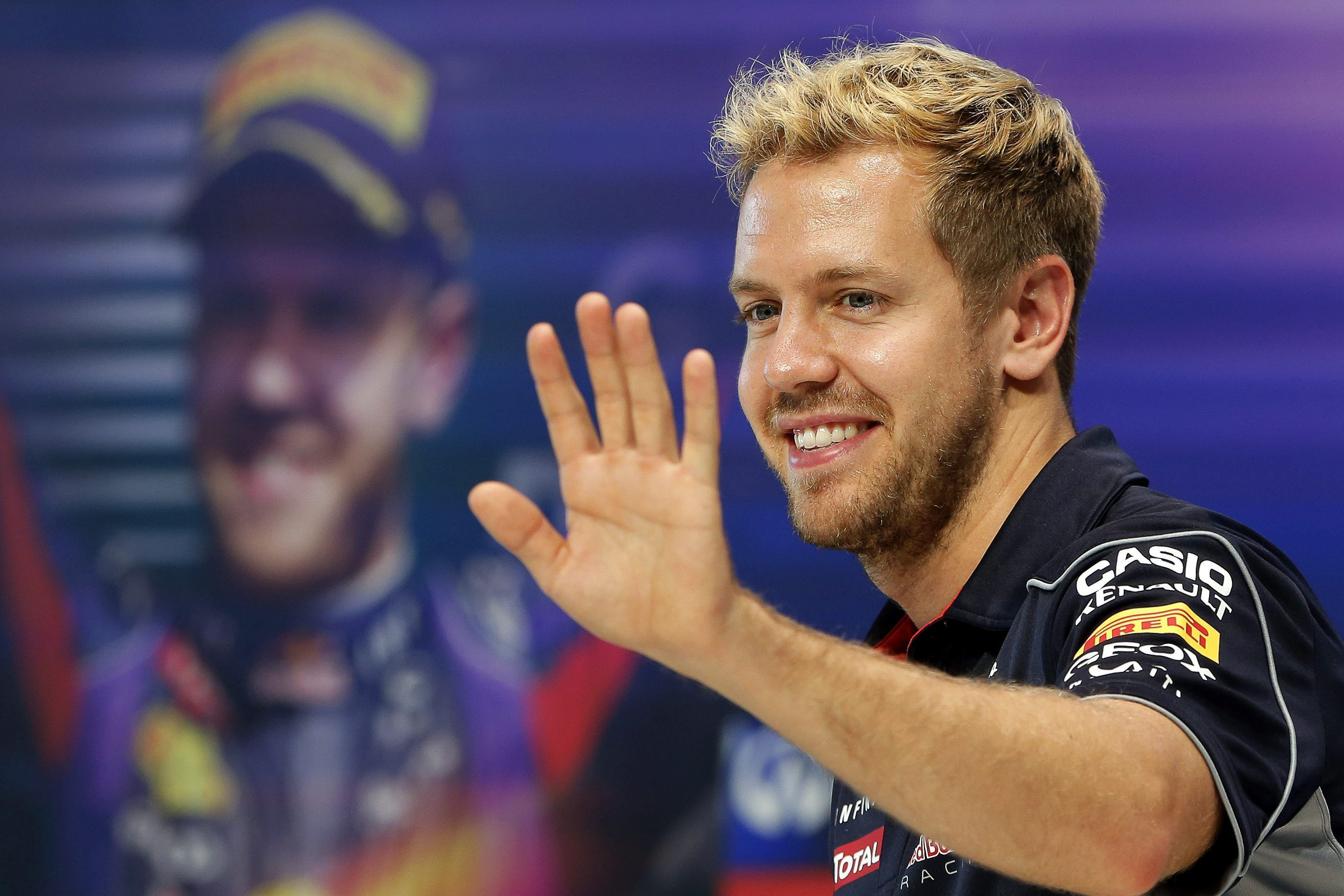Vettel fue el más rápido en Suzuka y Alonso fue décimo