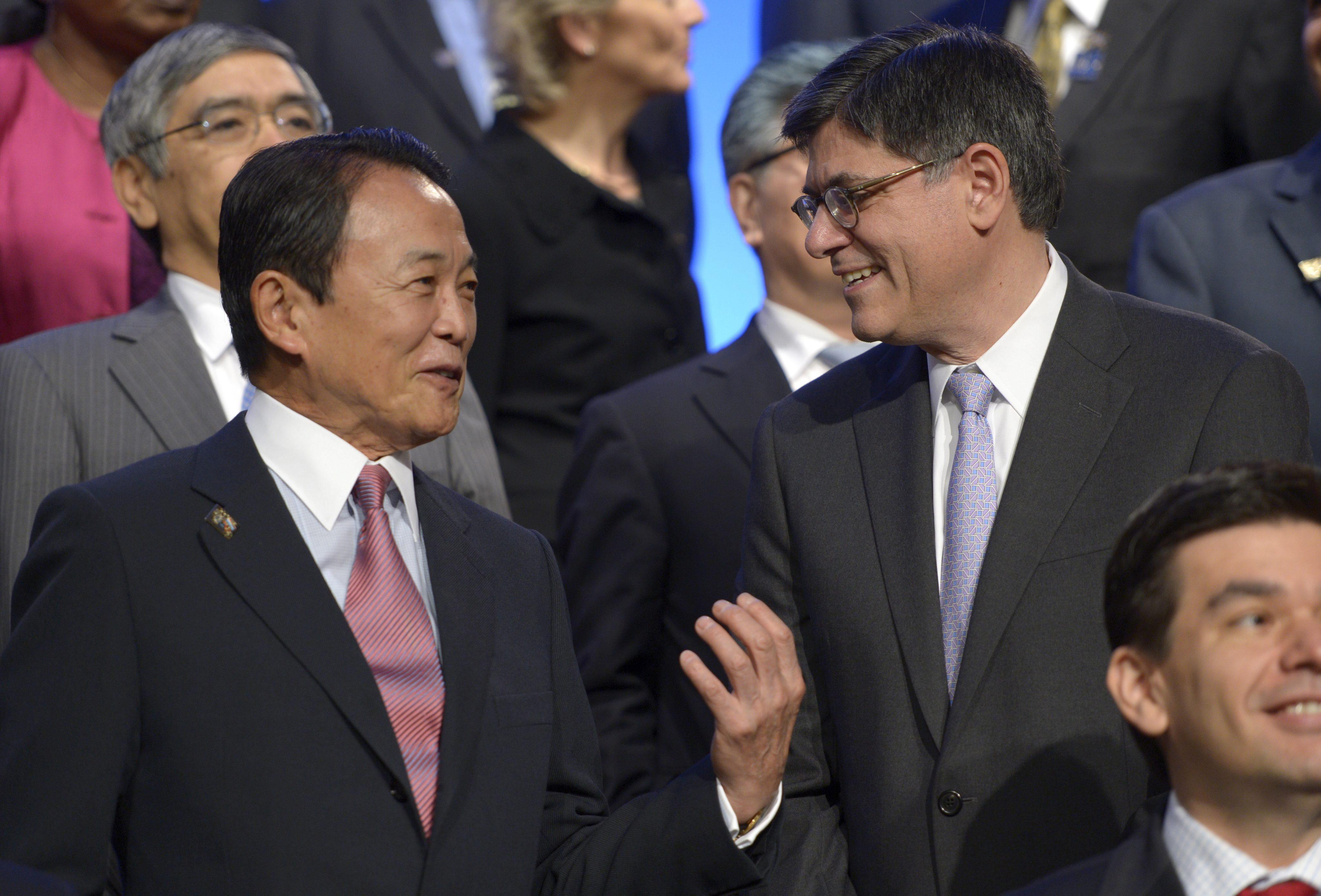 El G20 pide a EE.UU. una «acción urgente» para solucionar la incertidumbre fiscal