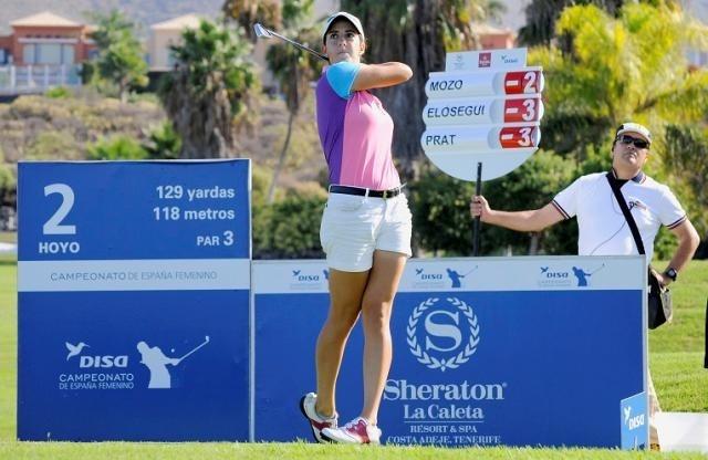 Tanía Elósegui y Mireia Prat mantienen su pelea en lo alto del Campeonato de España