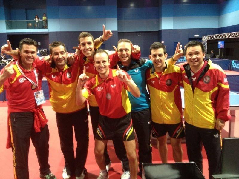 España logra tres medallas en el Europeo de Austria