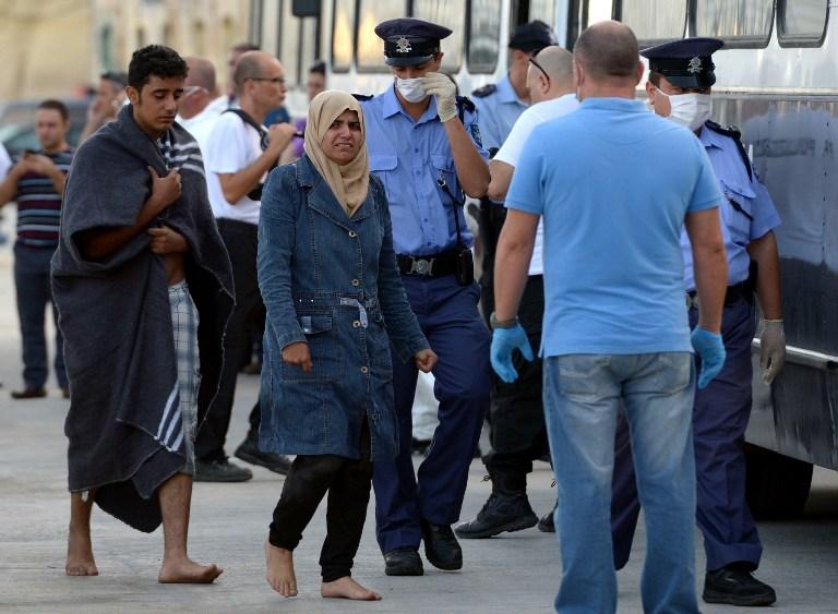 ACNUR denuncia que «es vergonzoso ver cómo cientos de inmigrantes se ahogan a las puertas de Europa»