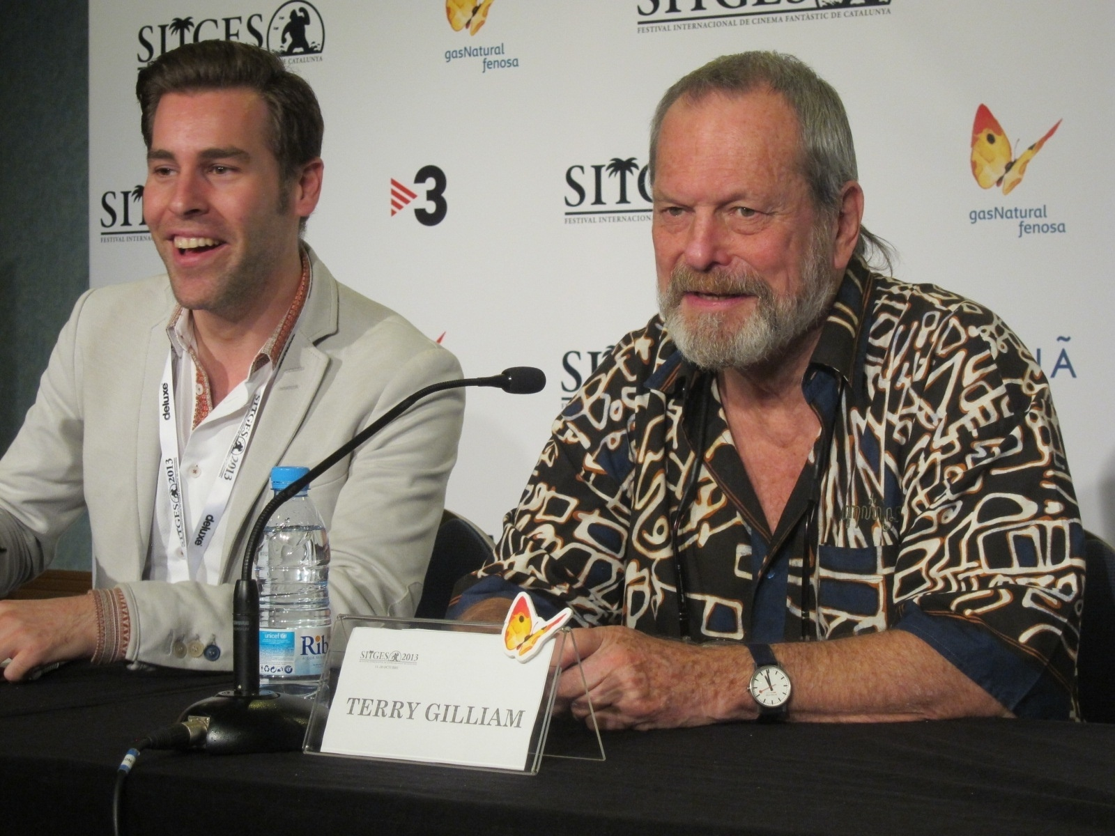 Terry Gilliam viaja a la soledad de una sociedad interconectada en el filme 'The Zero Theorem'