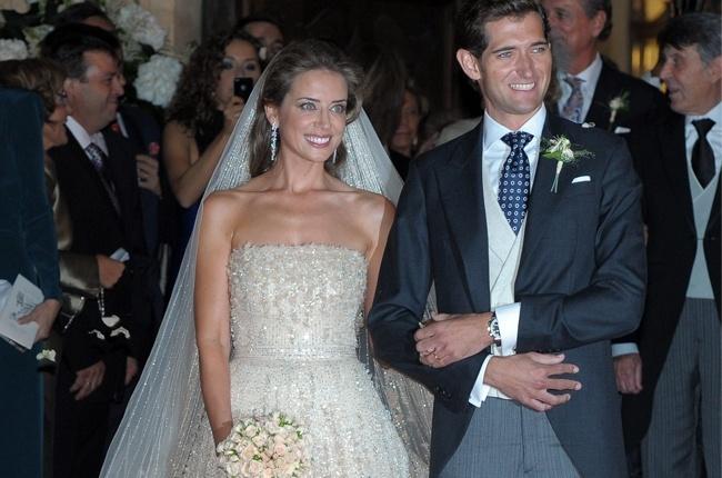 De ensueño, una boda digna de Porcelanosa: Manuel Colonques casa a su hija María