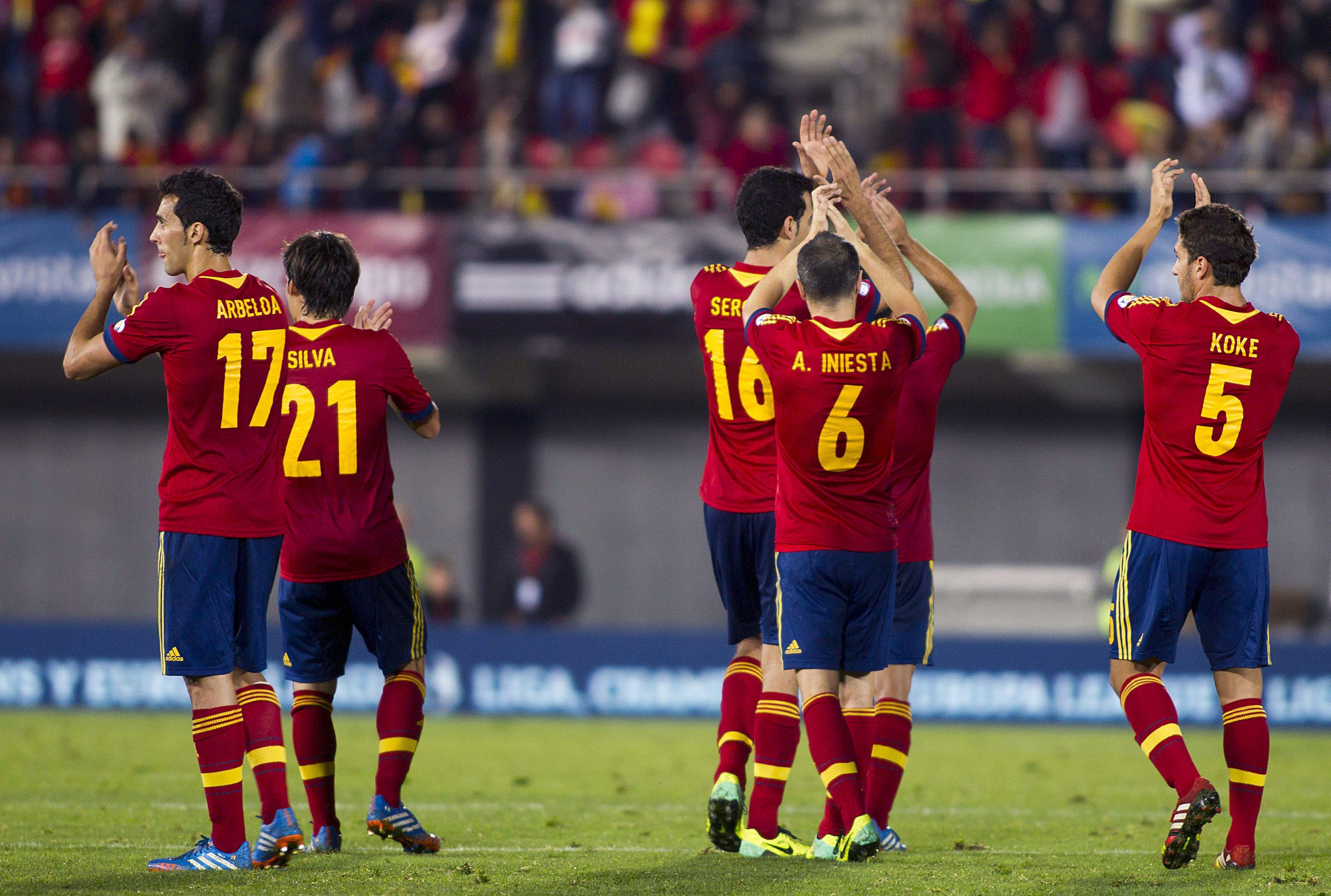 España ya tiene 14 rivales para el Mundial