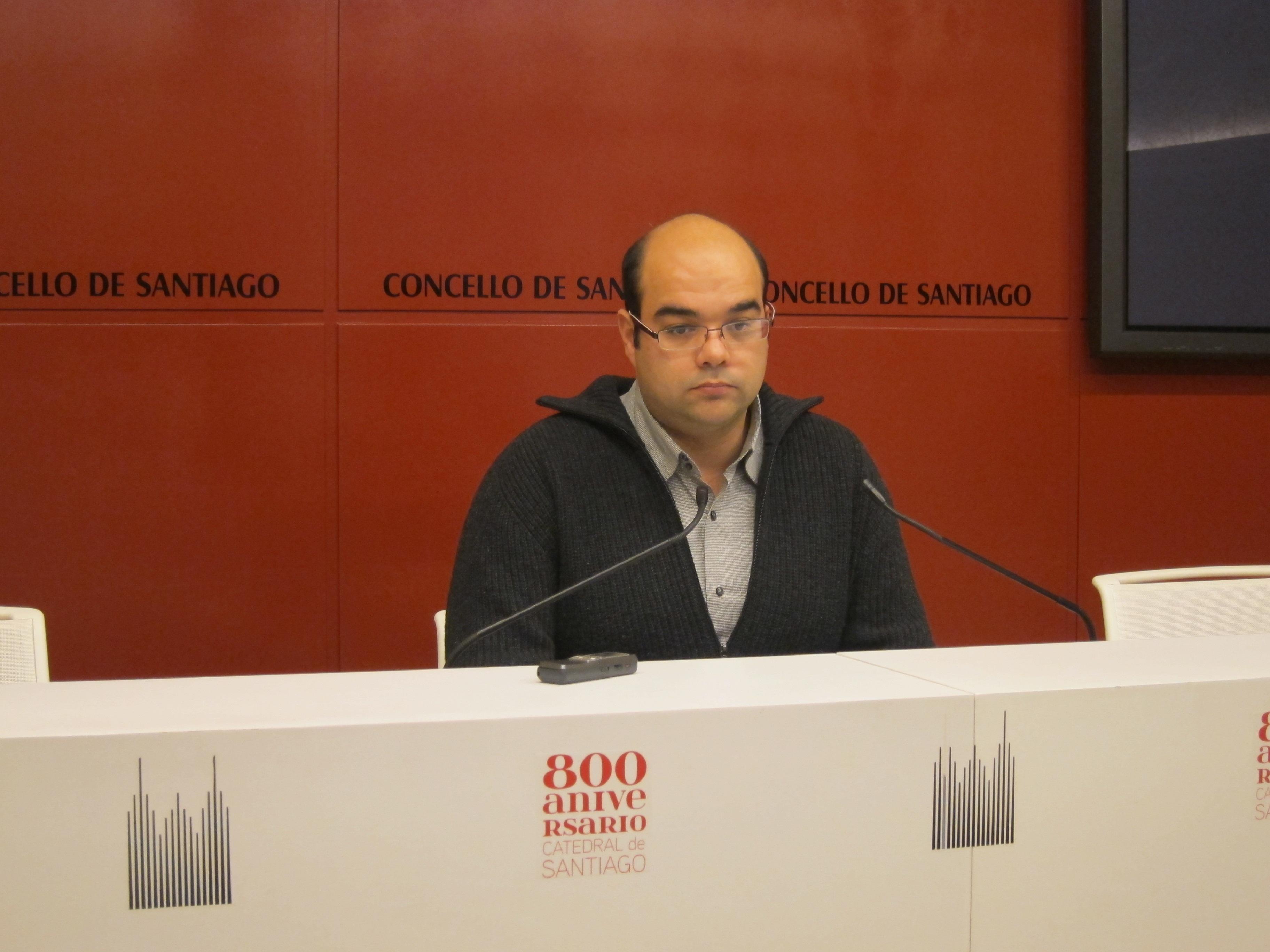 El BNG pregunta a Feijóo «qué más tiene que pasar» en Santiago para que actúe y defiende la disolución del ayuntamiento