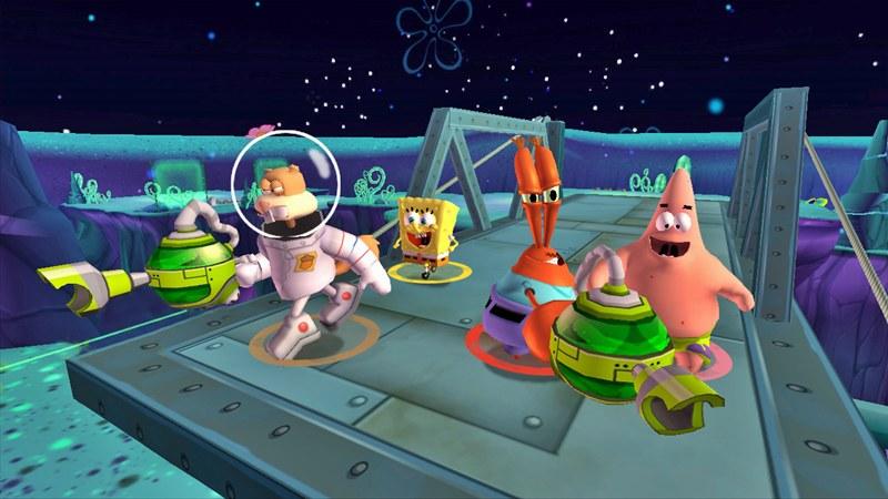 El videojuego Bob Esponja: La Venganza de Plankton ya está disponible