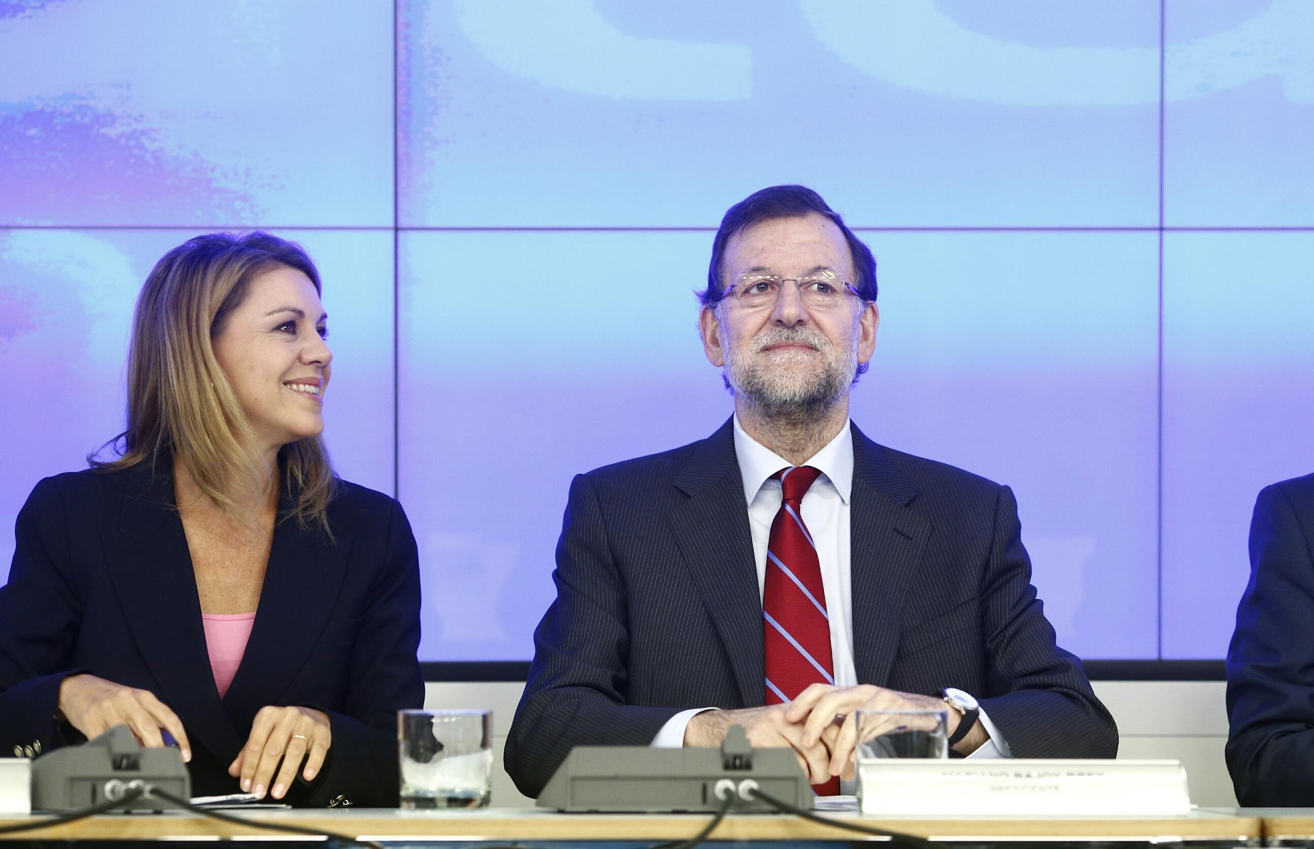 La diputada Susana Camarero ocupará la Secretaria de Formación del PP en sustitución de Aparicio, que se marcha a Indra