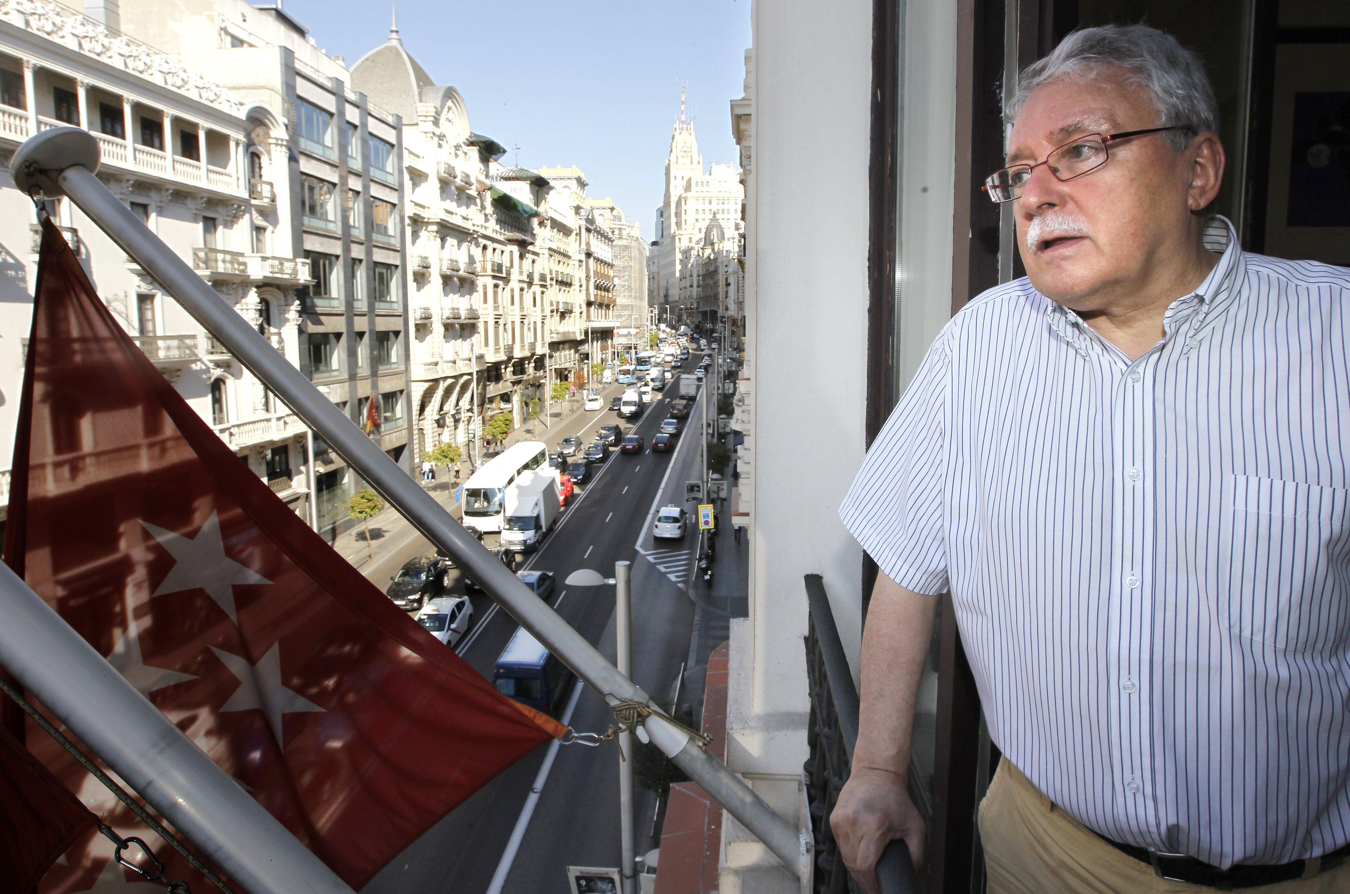 Leguina, el hombre con el que el PSOE tomó Madrid