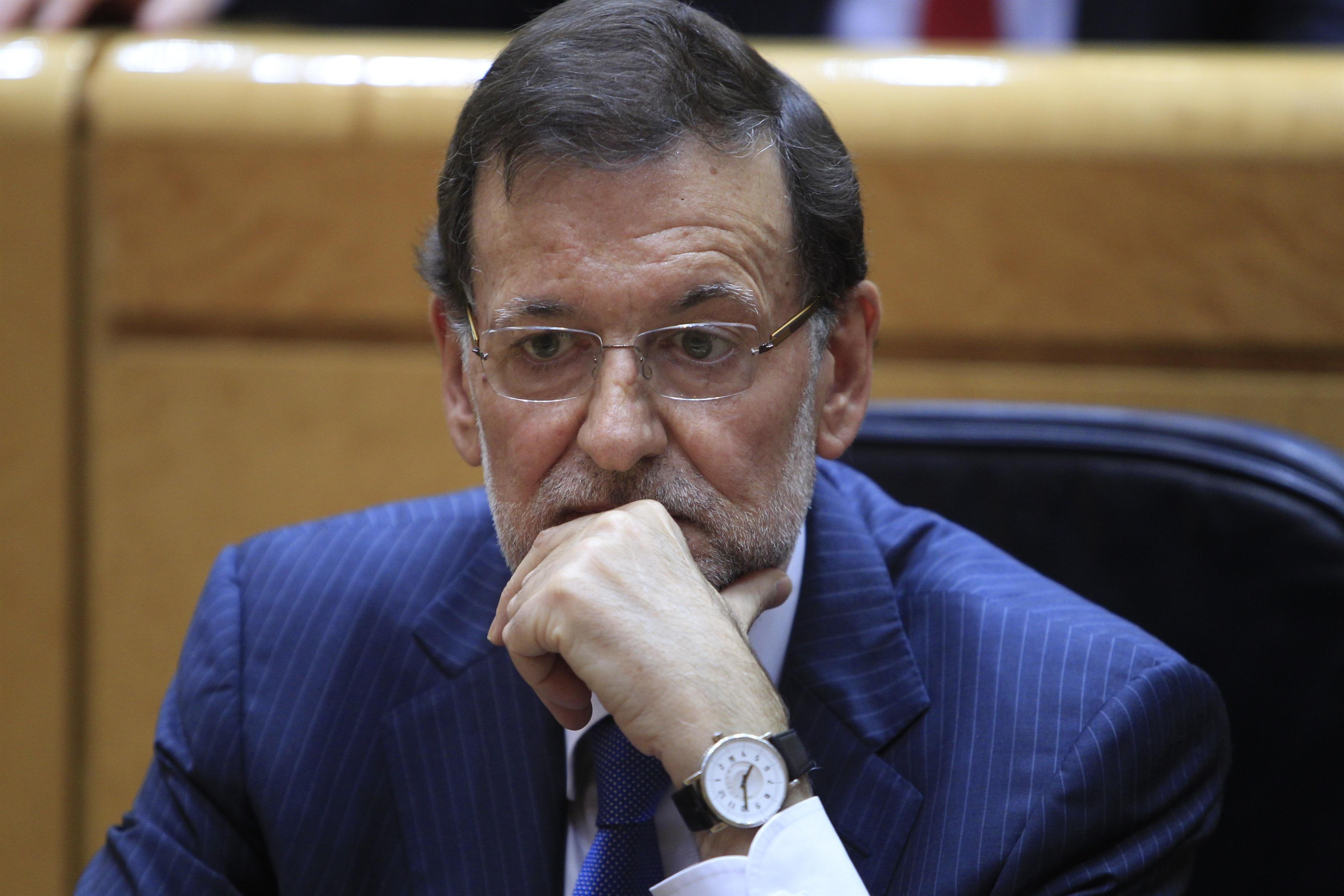 Rajoy viajará a Barcelona el próximo 23 de octubre para participar en el foro empresarial del grupo 'Diálogo 5+5'