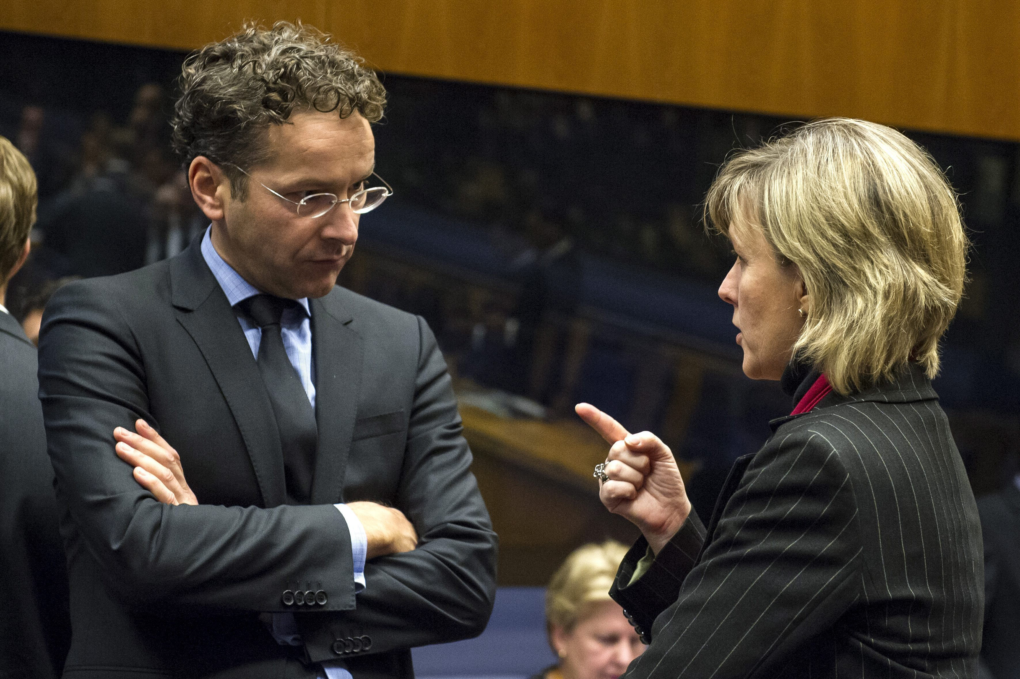 El Eurogrupo cree que no hará falta prorrogar el rescate de la banca española