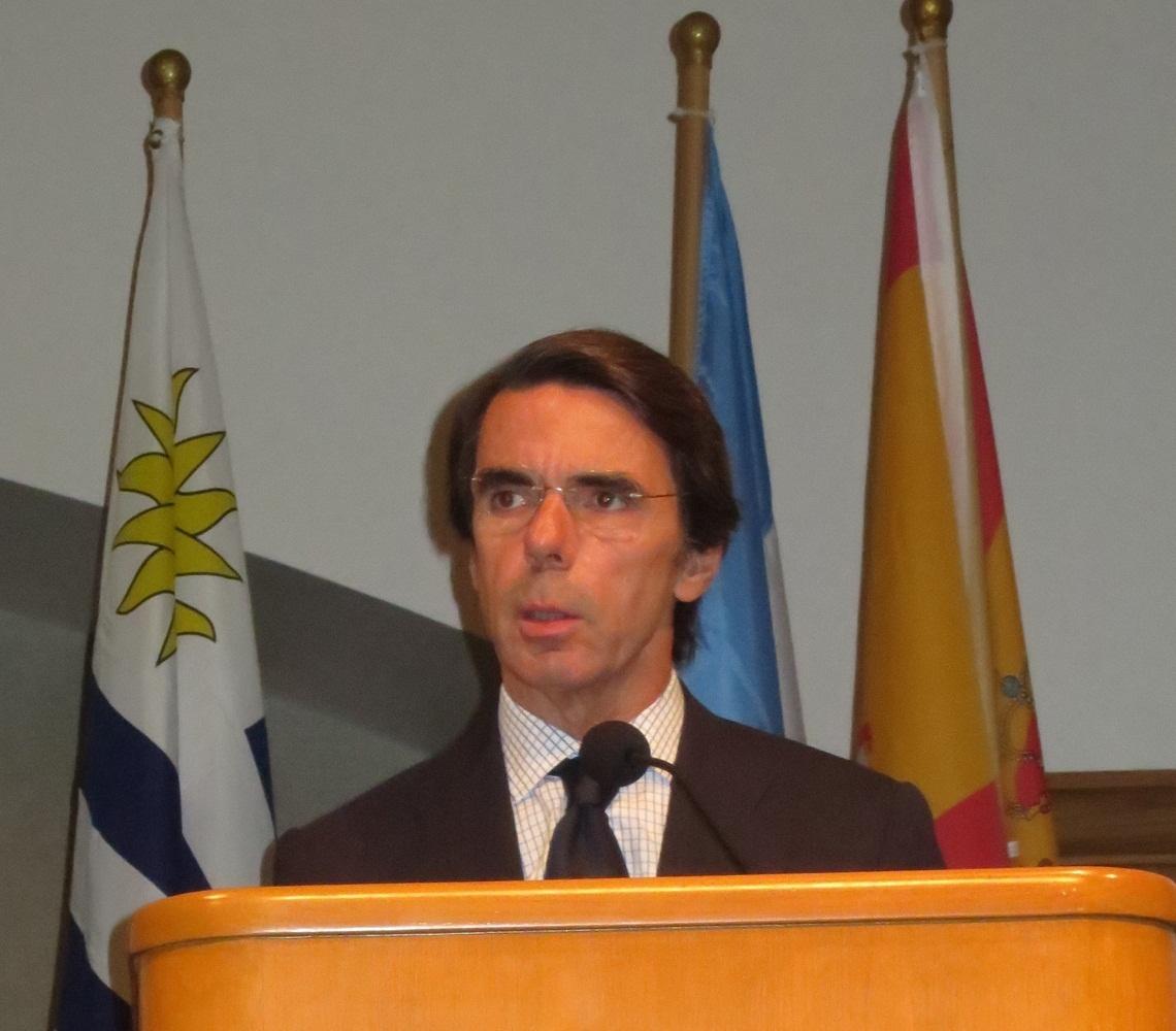 Discurso íntegro de José María Aznar en San Sebastián