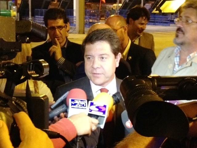 García-Page espera, tras el auto sobre CCM, que «todo se aclare por el bien de todos»