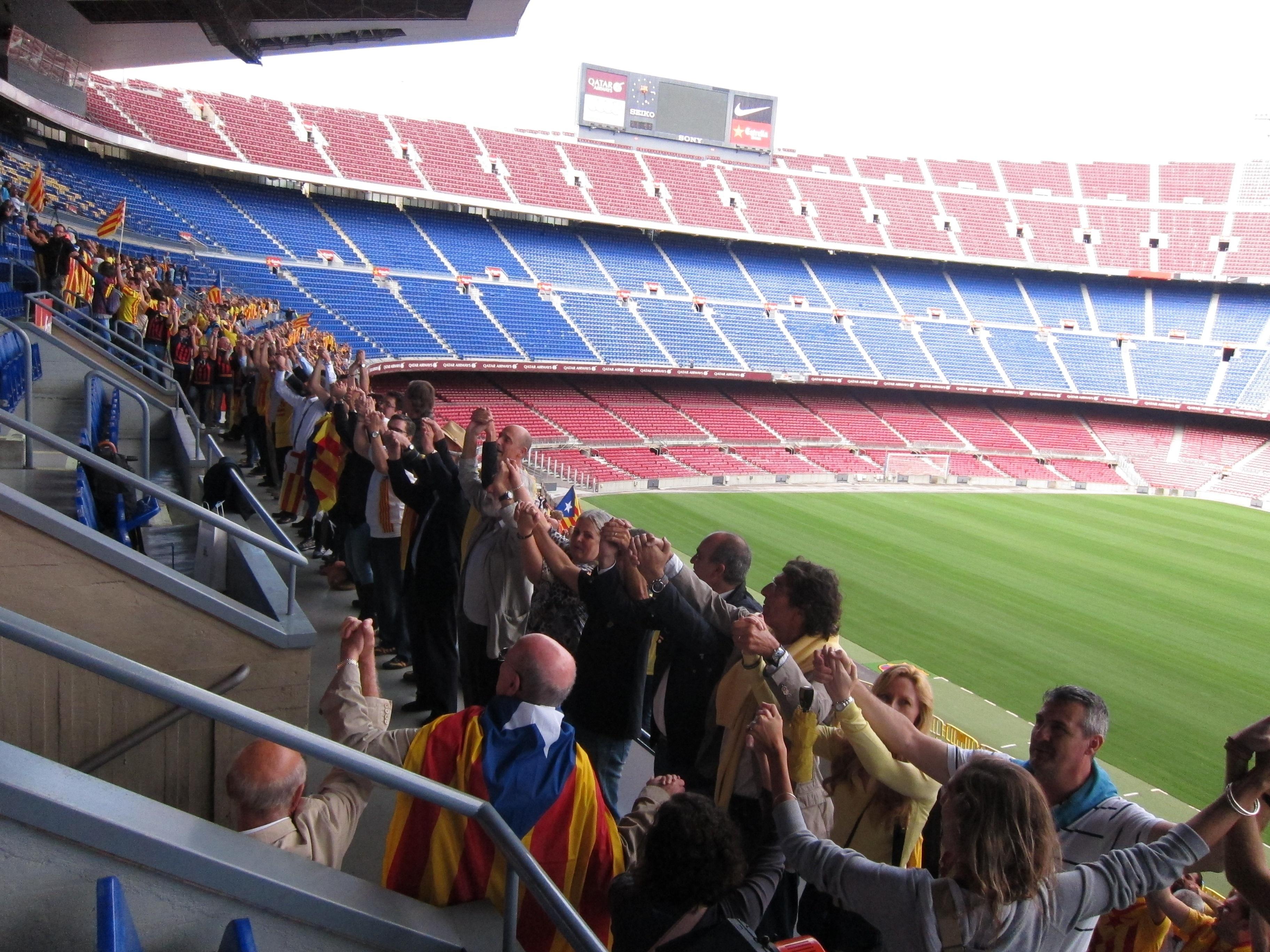El Barça retira la entrada gratuita al Camp Nou a menores de 7 años