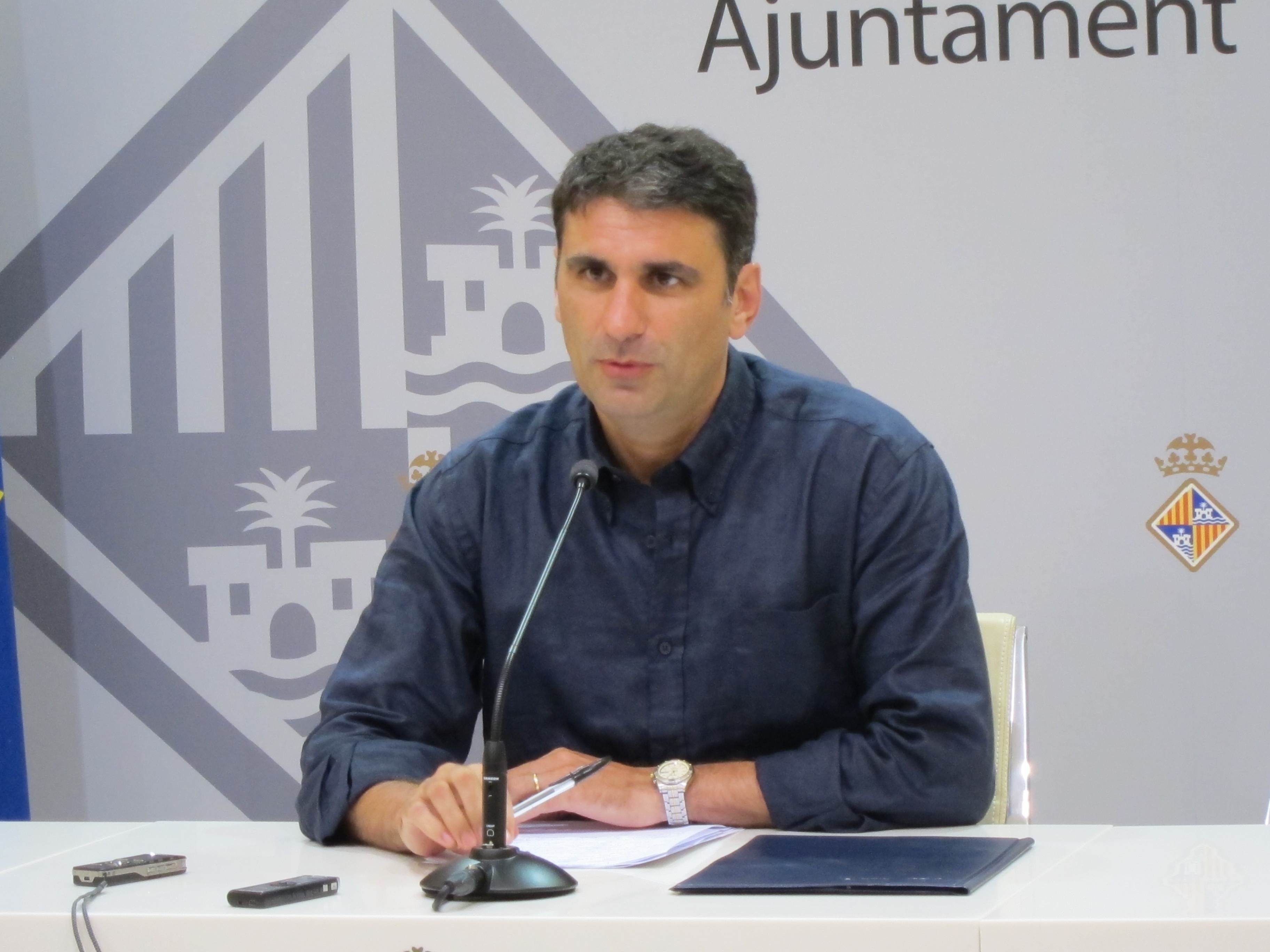 El Ayuntamiento de Palma invertirá 1,1 millones en la construcción del polideportivo de Son Oliva