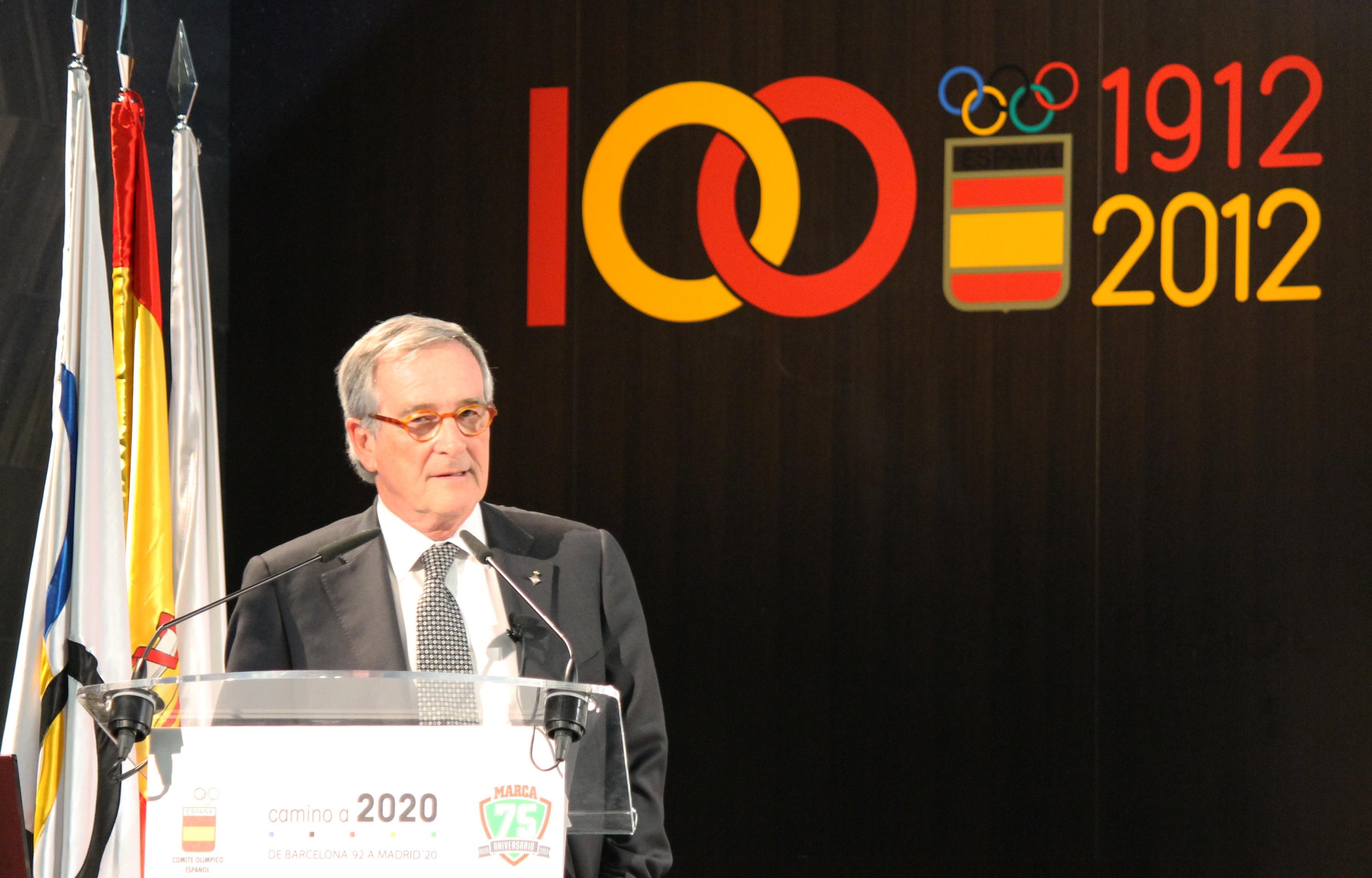 El COI dice a Trías que Barcelona debe elevar el nivel organizativo y deportivo para optar a los Juegos