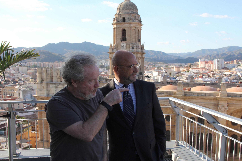 Exodus», el regreso de España como «receptor de grandes producciones»