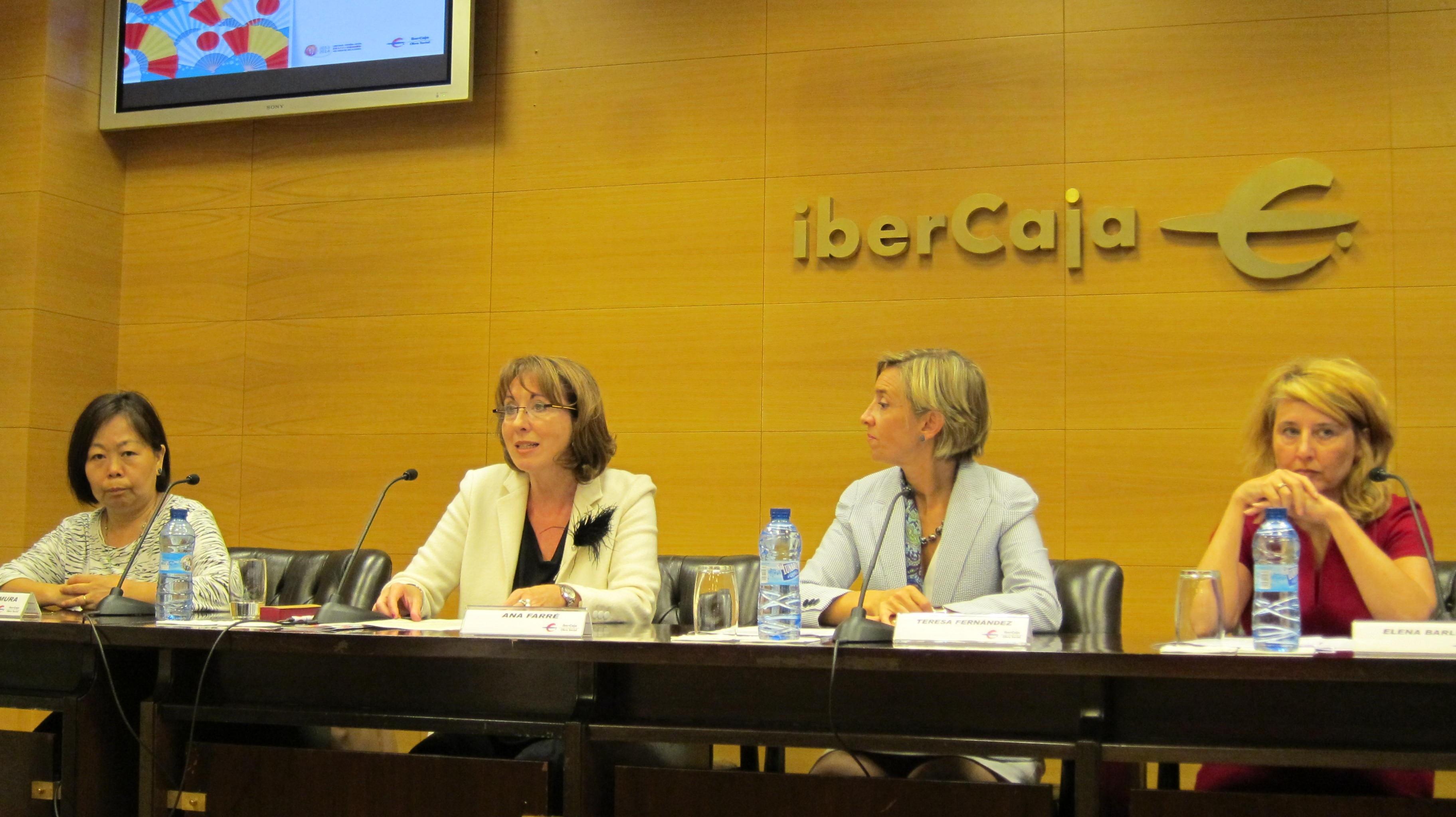 Ibercaja organiza un ciclo que celebra los 400 años de intercambio cultural entre España y Japón