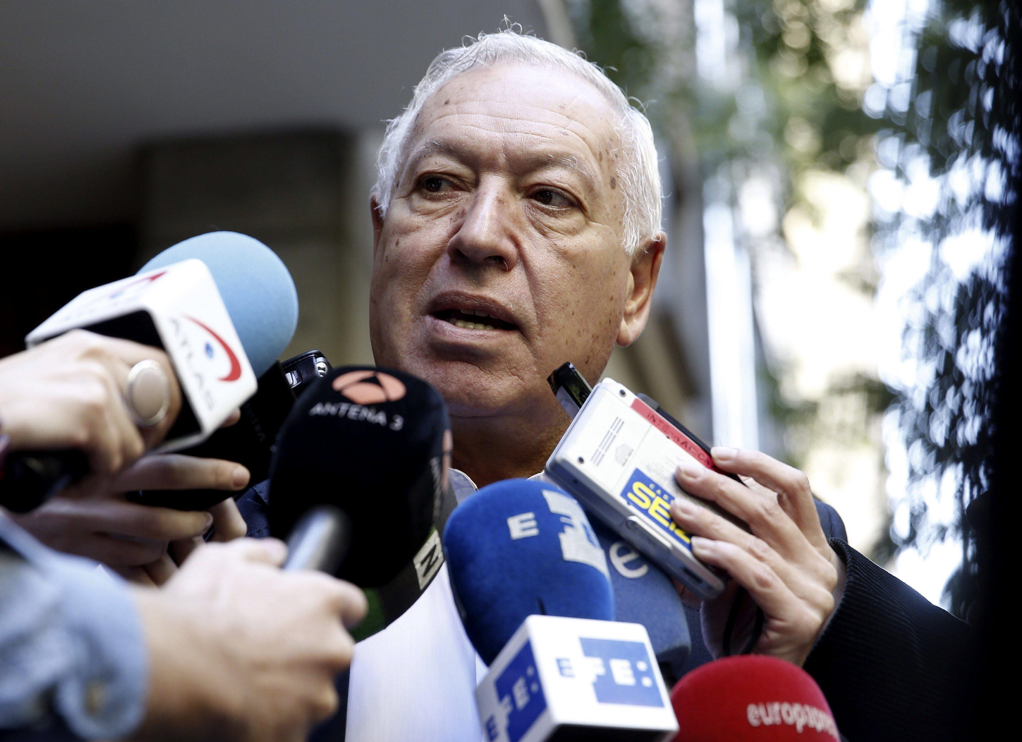 Margallo considera la investigación de la UE a Gibraltar «una magnífica noticia»