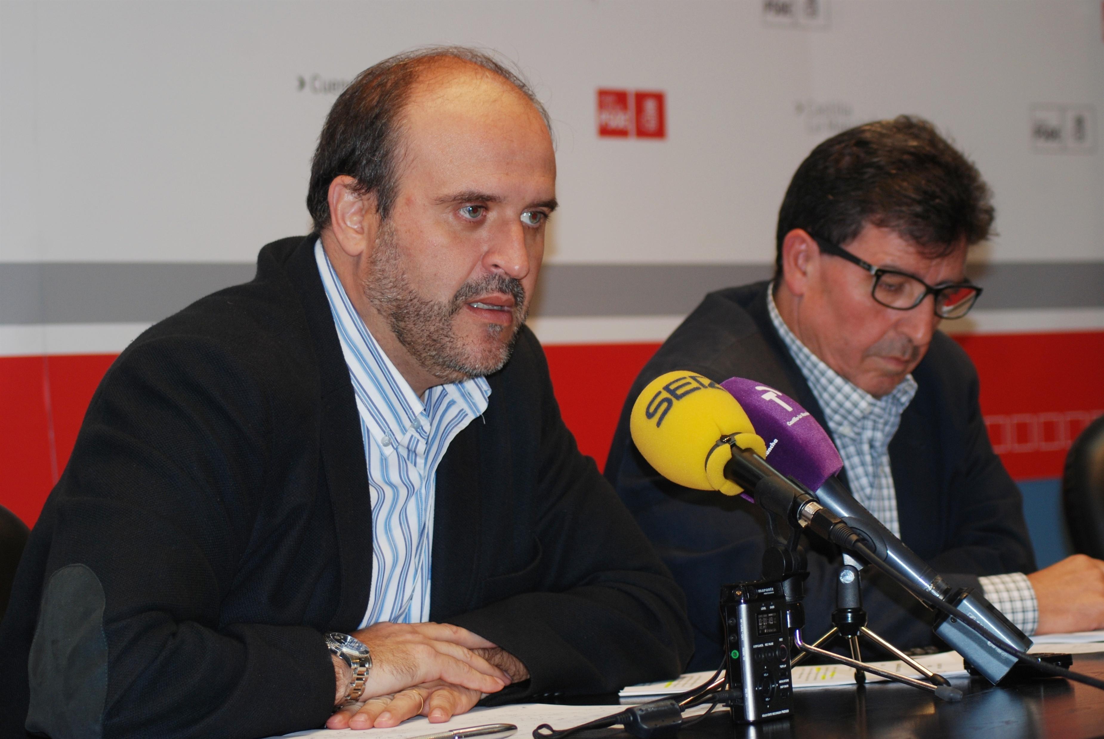 PSOE C-LM ve «un engaño» el acuerdo entre CCAA del PP para elevar a 400 hm3 la reserva en la cabecera del