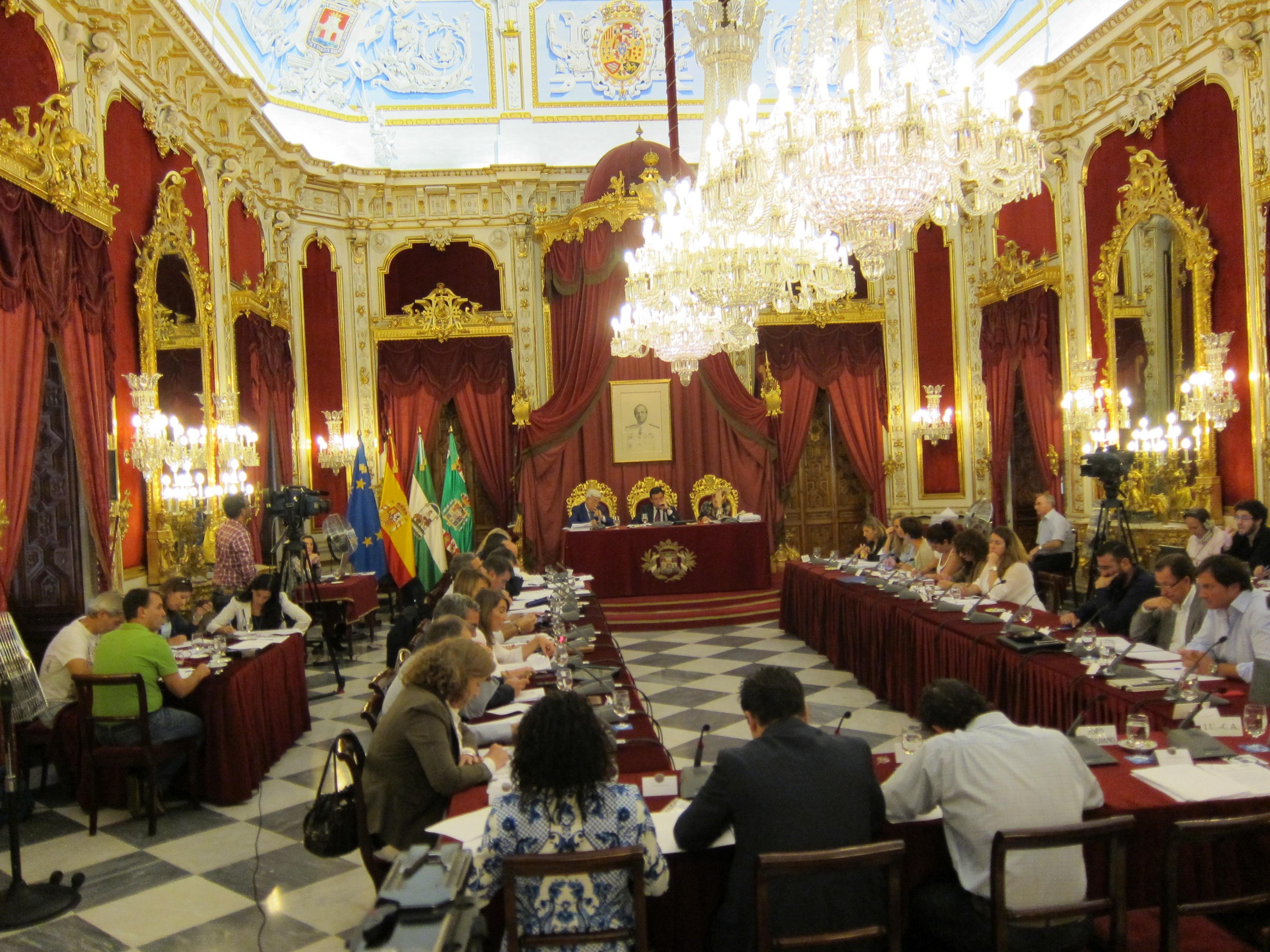 El Pleno de Diputación decide por unanimidad pedir una ampliación de la Zona Franca en la Bahía de Algeciras