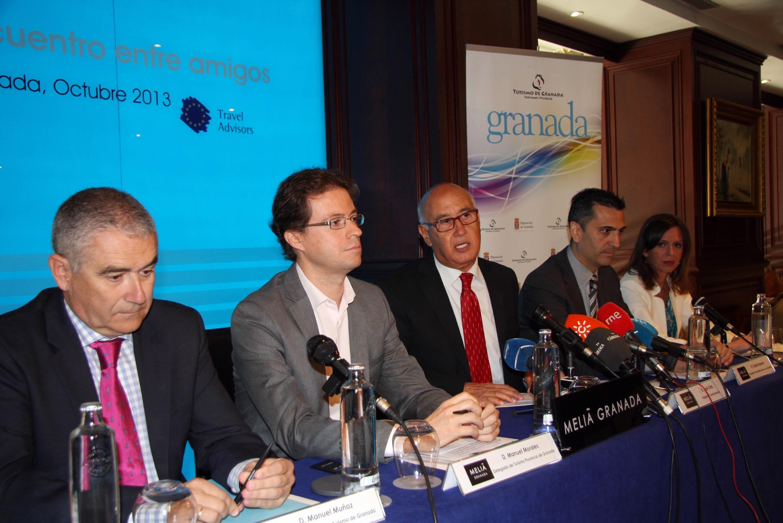 Travel Advisors apunta que AVE y más vuelos situarían a Granada como uno de los grandes destinos de congresos