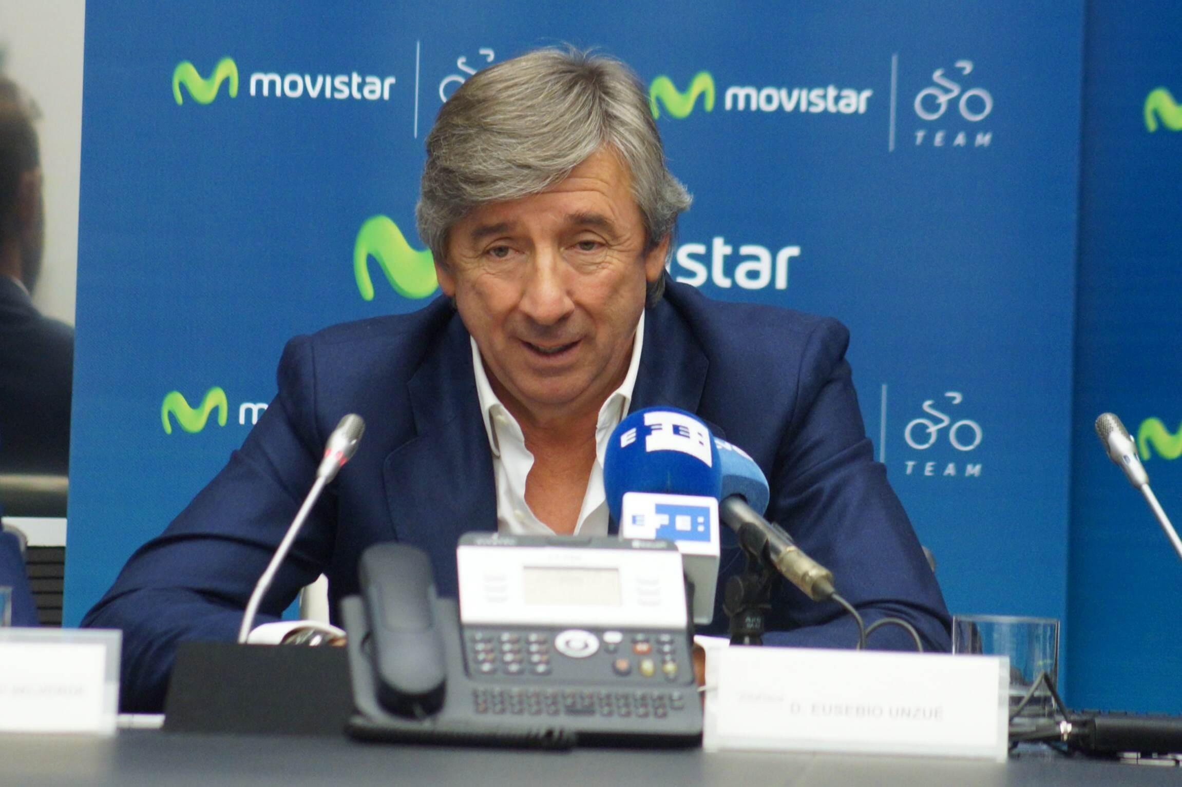Unzué: «El Tour es el objetivo que más nos gustaría ganar»