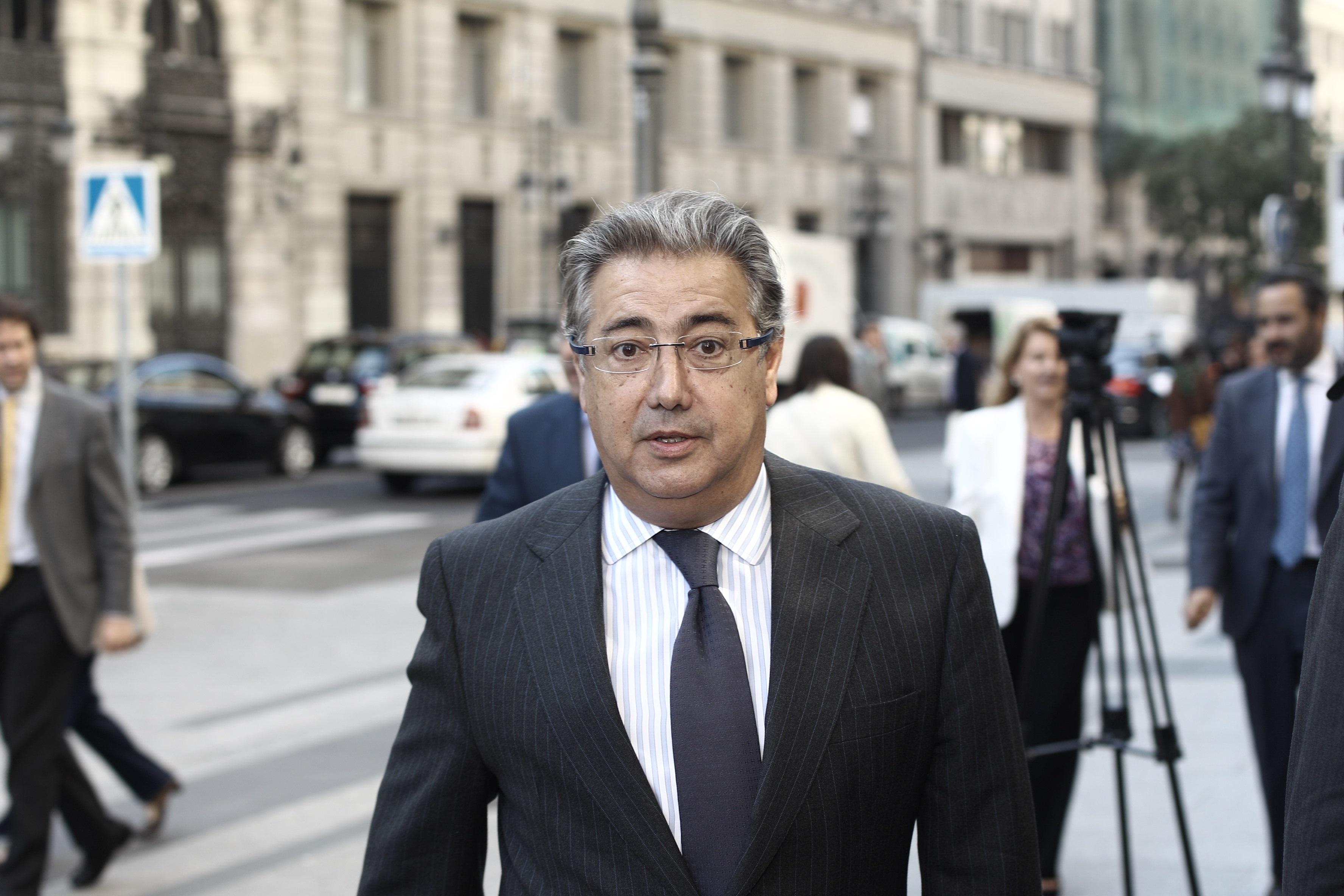 Zoido (PP-A):»No es momento de reformar el modelo de financiación»