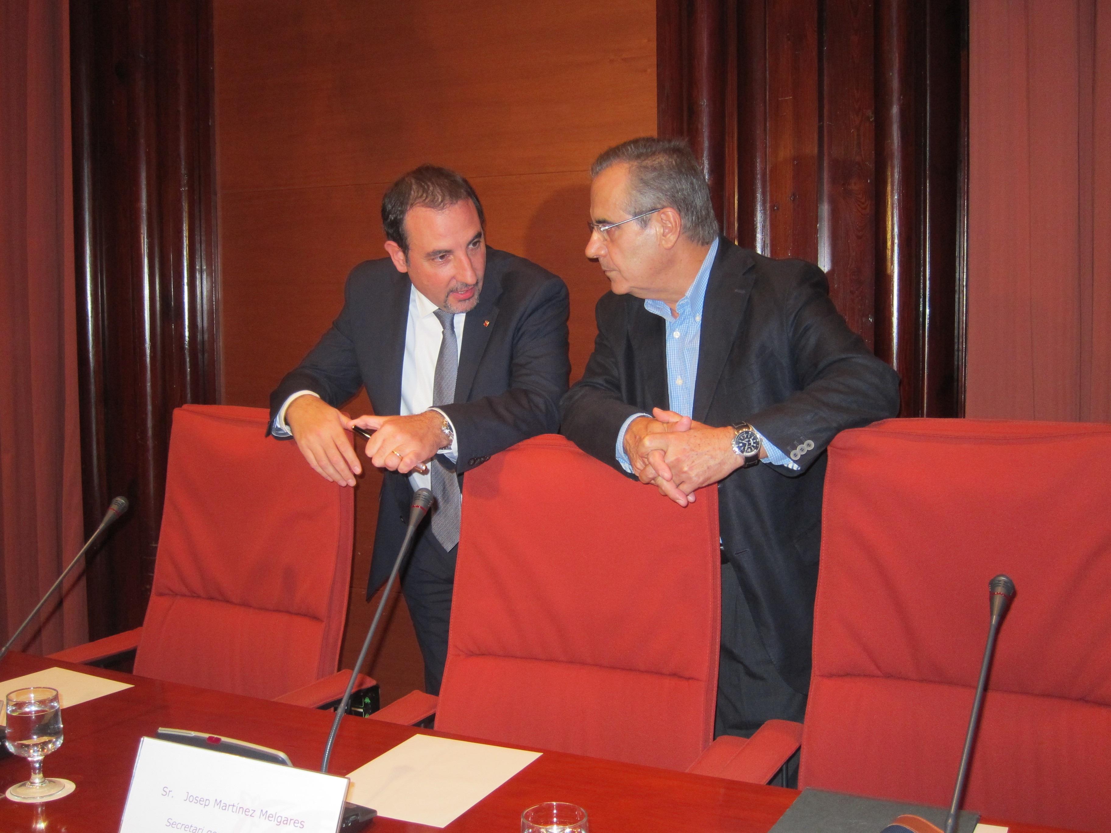 El consejero catalán de Interior pide evitar «juicios paralelos» sobre el hombre muerto cuando era reducido por Mossos