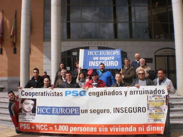 Una nueva sentencia condena a HCC Europe a devolver 793.000 euros a 23 cooperativistas de viviendas