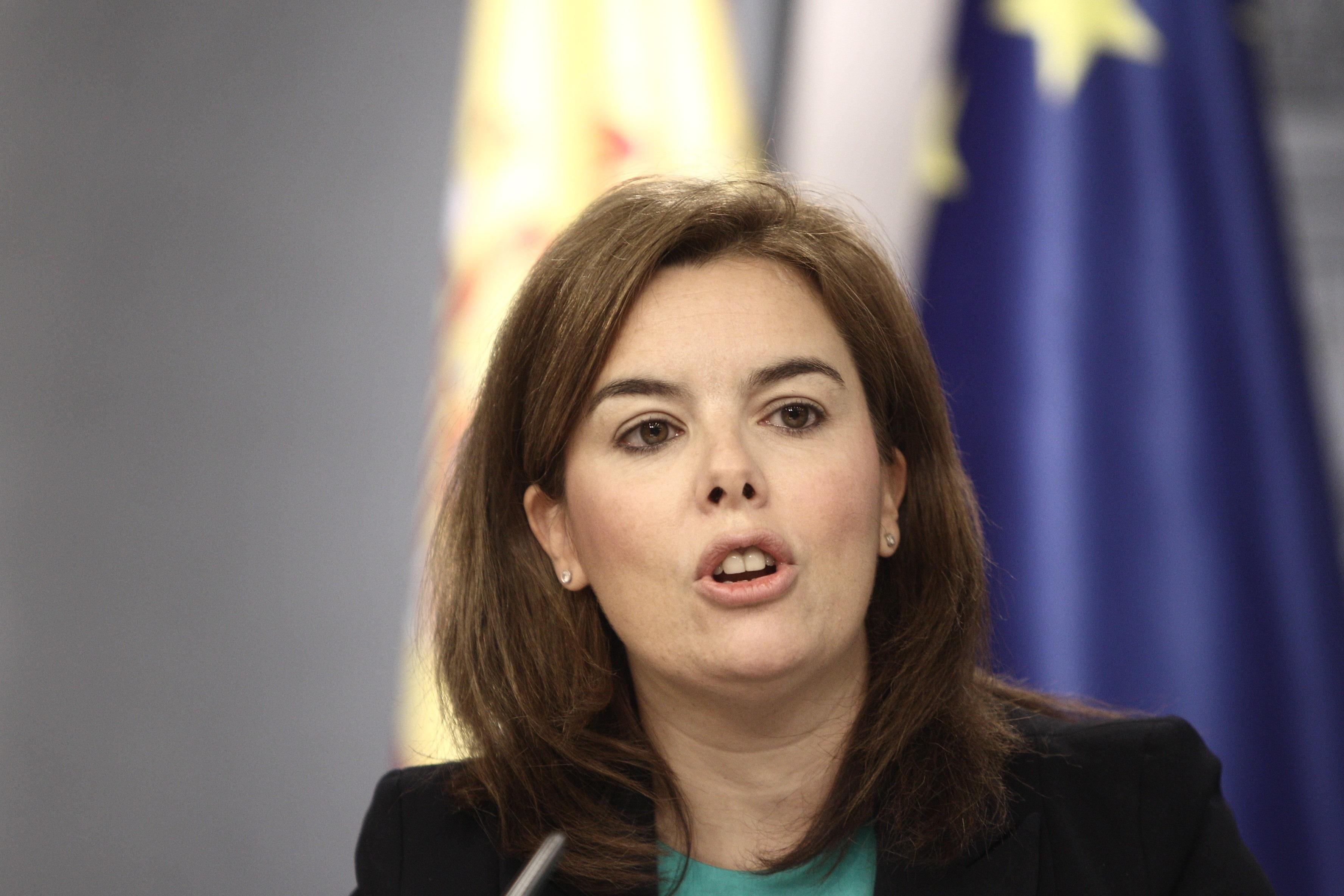 Artur Mas no acude a un acto en Barcelona junto a Sáenz de Santamaría por un desacuerdo de protocolo