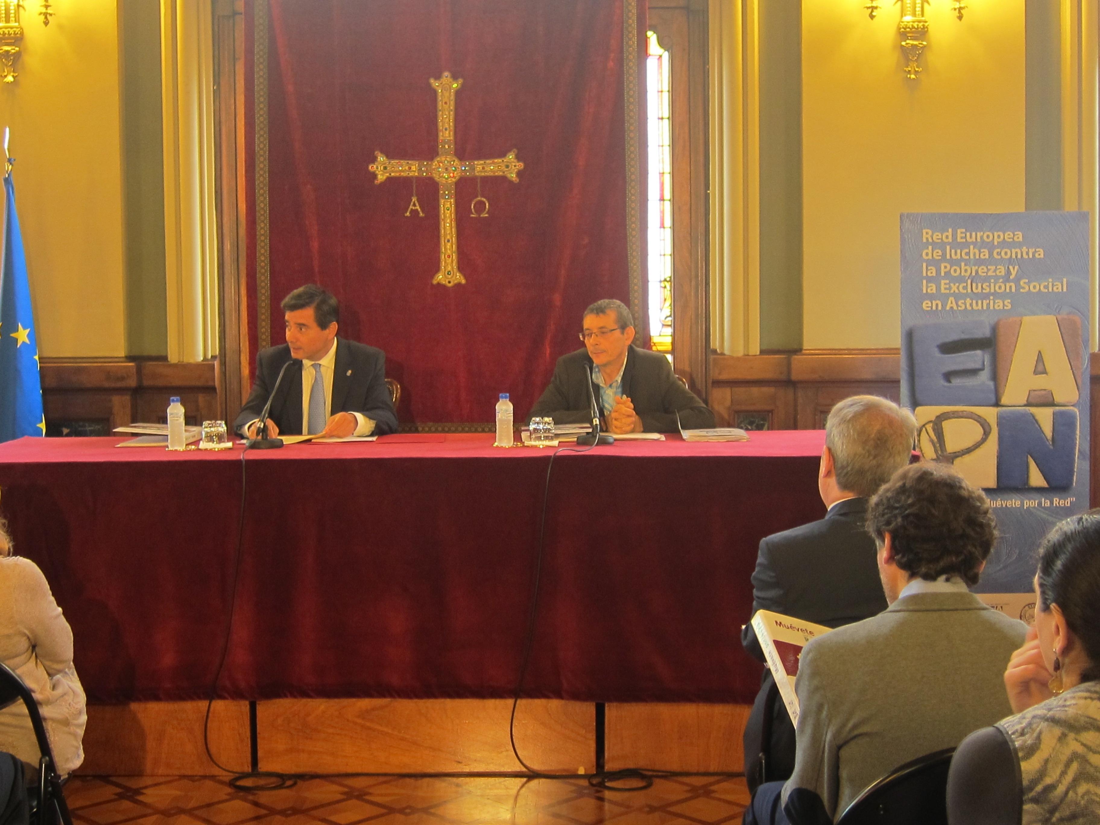 En Asturias hay 110.000 personas por debajo del umbral de la pobreza, una situación «alarmante»